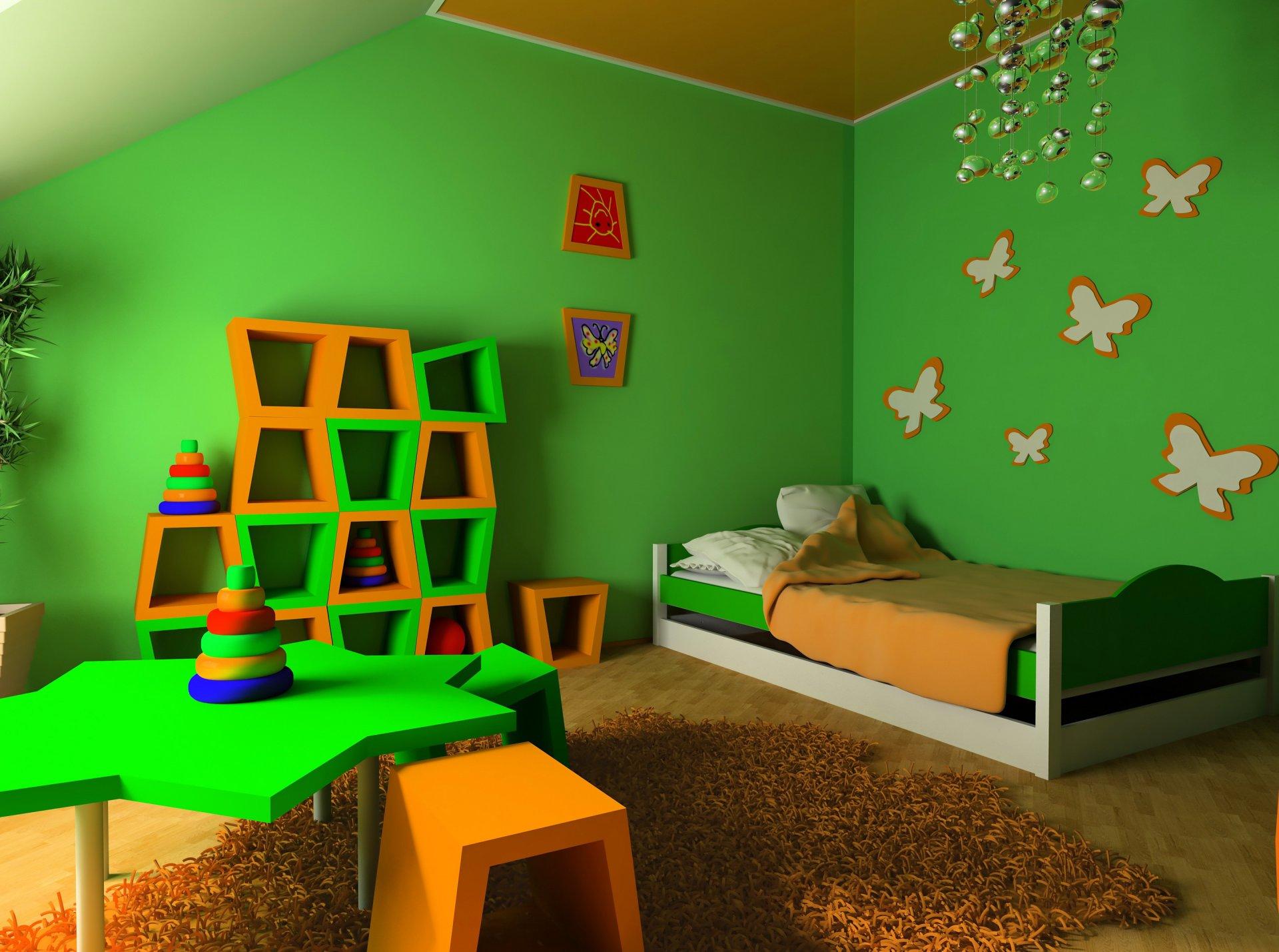 Детская комната  № 3567523 без смс