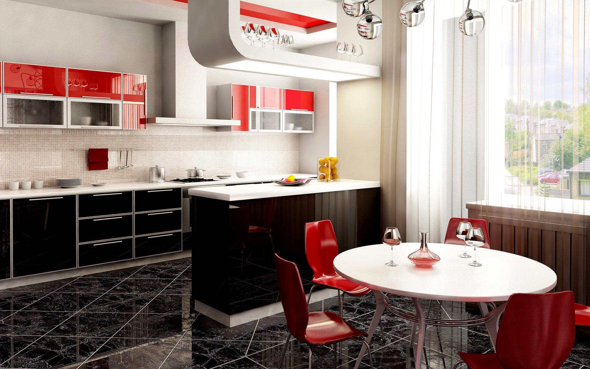 Кухня дизайн интерьера фото