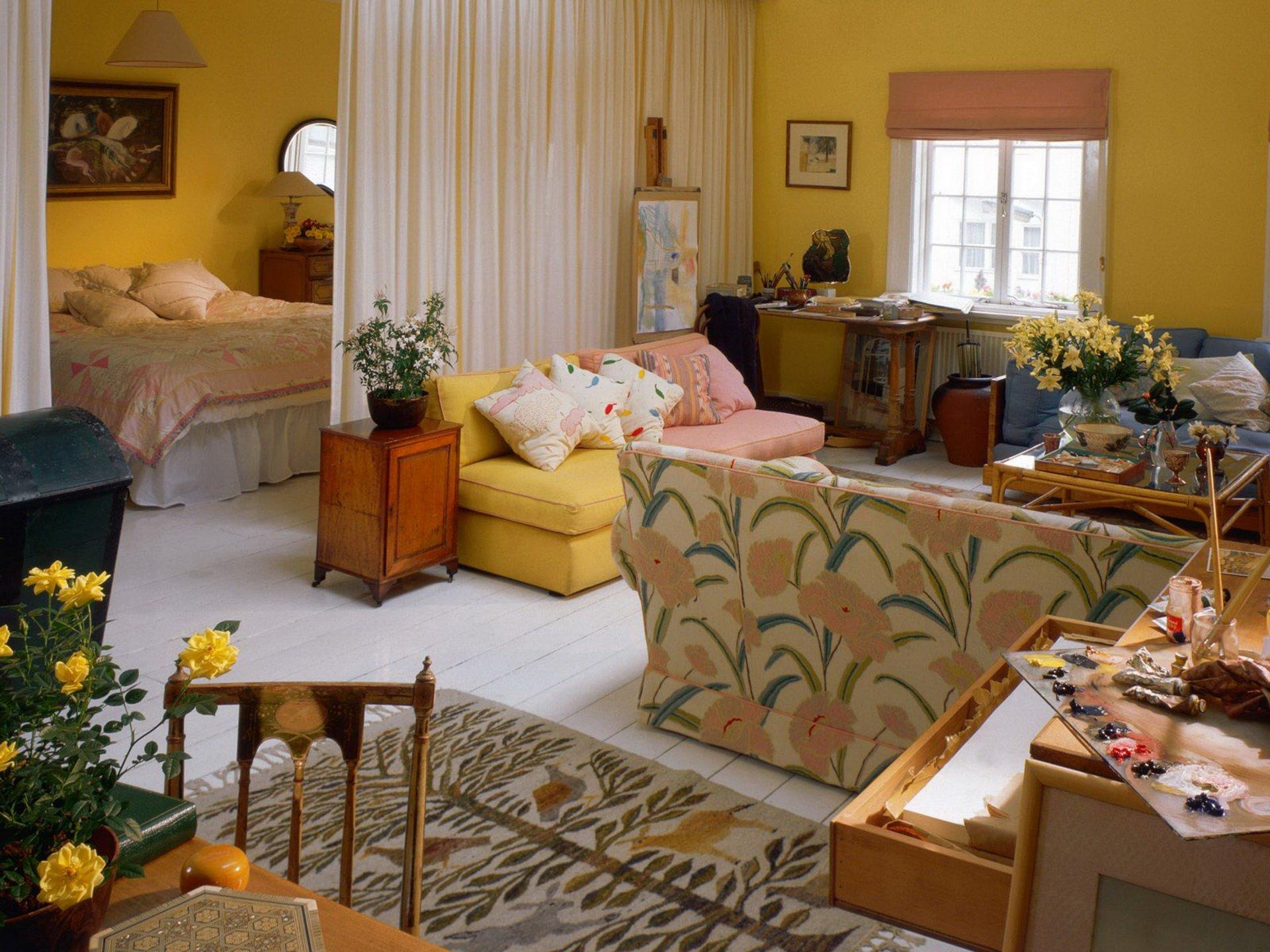 Как сделать уютную комнату интерьер