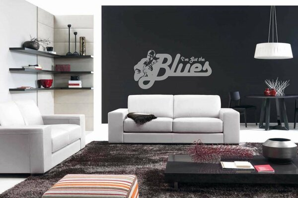 interior design modern style furniture apartment contemorary living home sofa i've got the blues