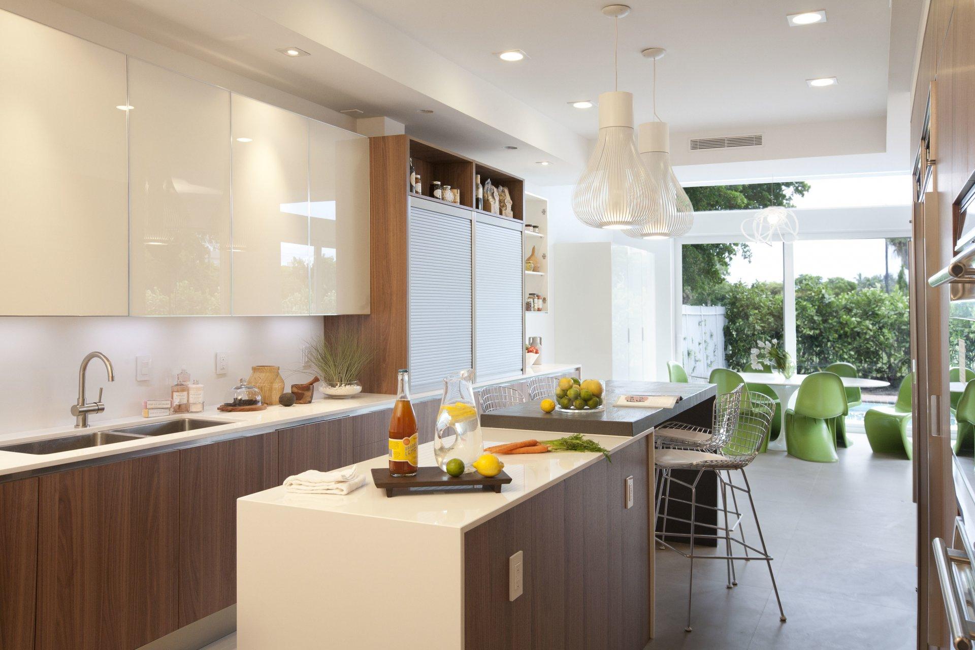 Дизайн интерьера интерьер кухни