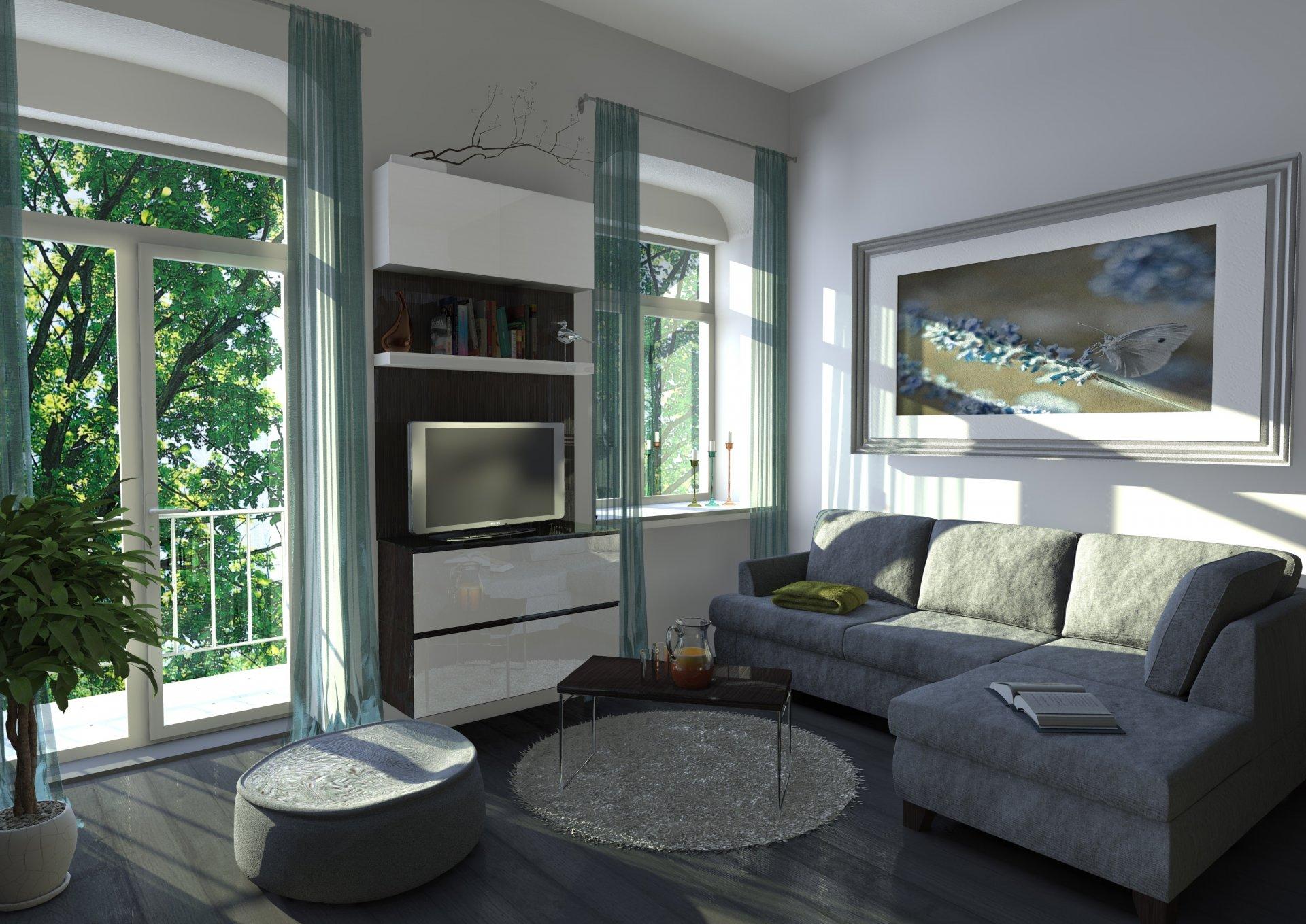 дизайн жилых комнат в картинках констатации
