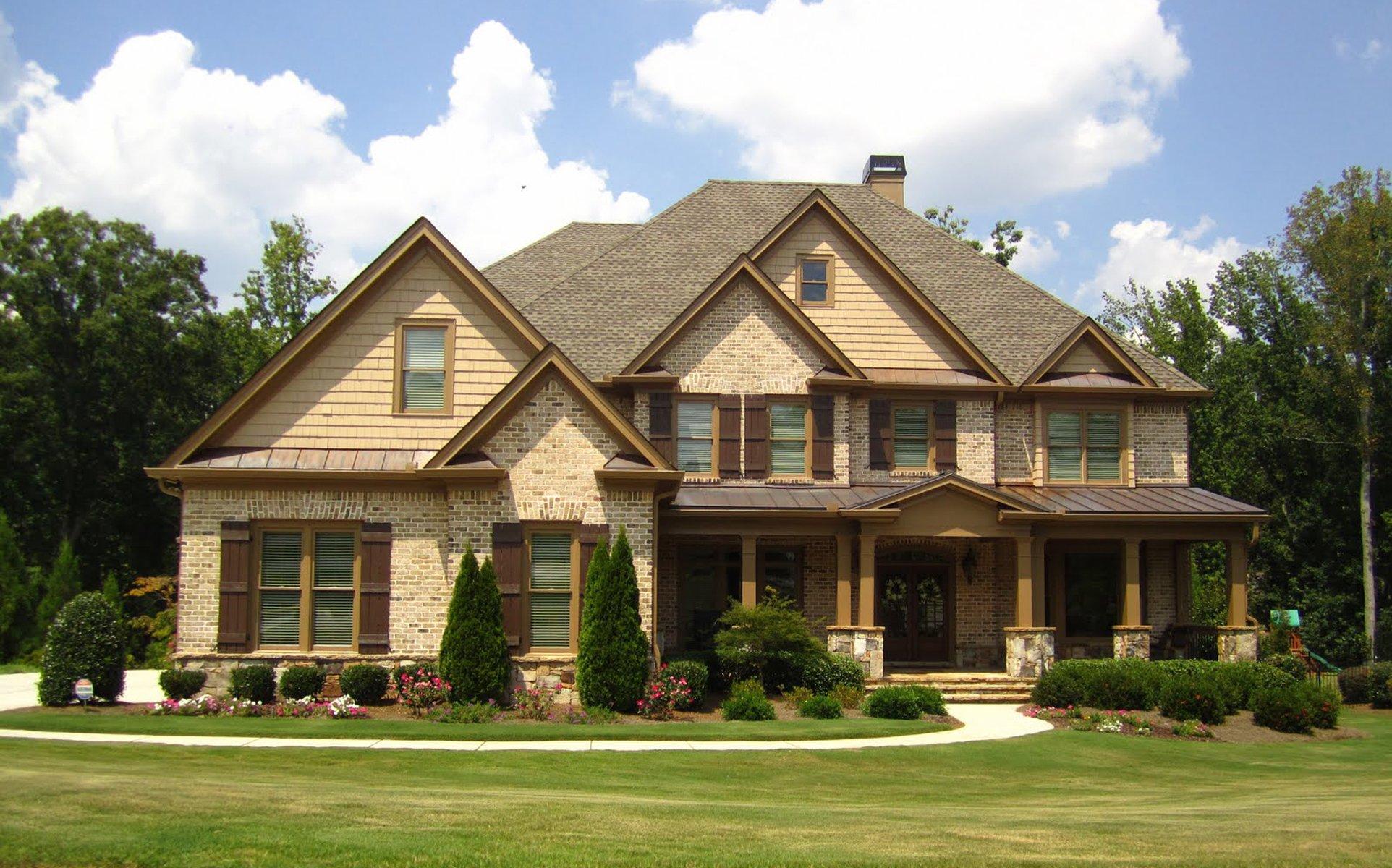 Смотреть картинки с домами