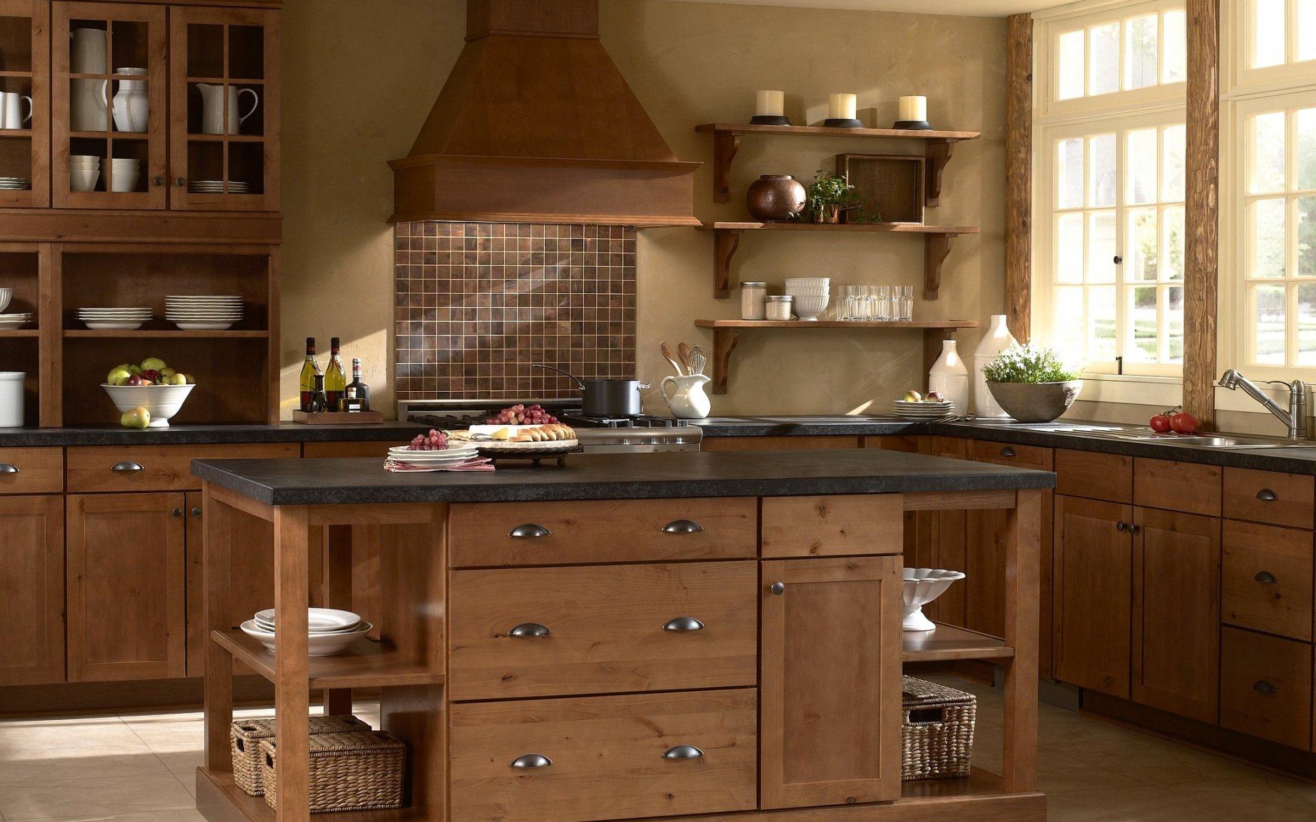 может возникнуть картинки дизайн кухни из дерева программа