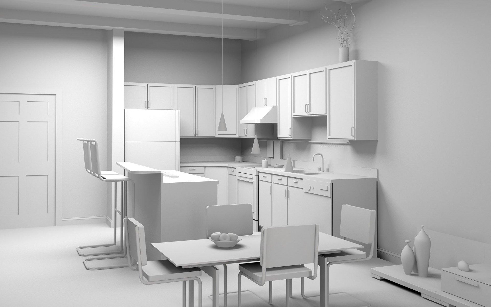 Дизайн проект мебели г.Пермь