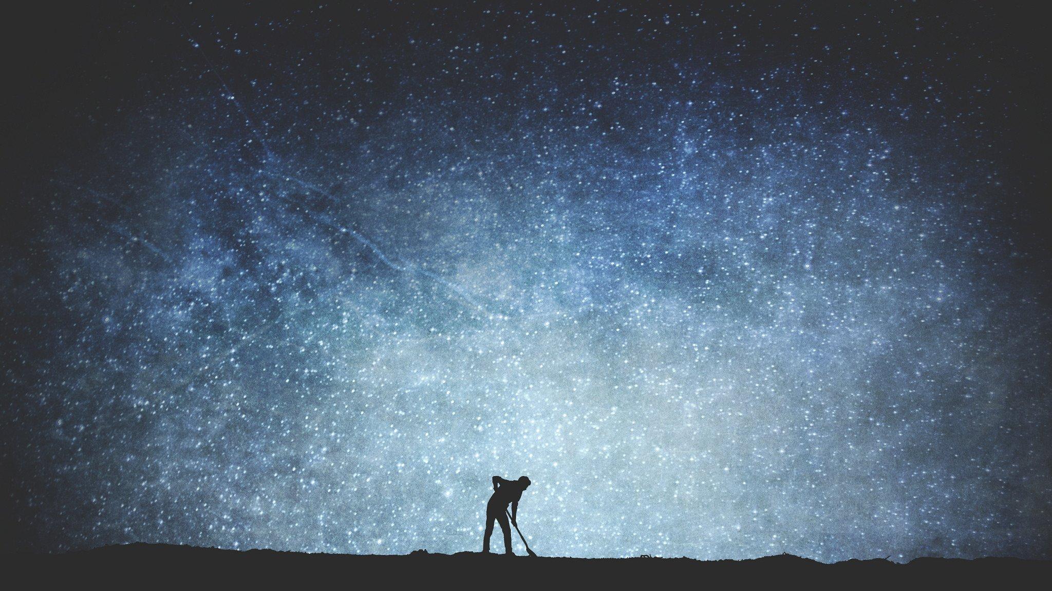 Как человек связан со звездами