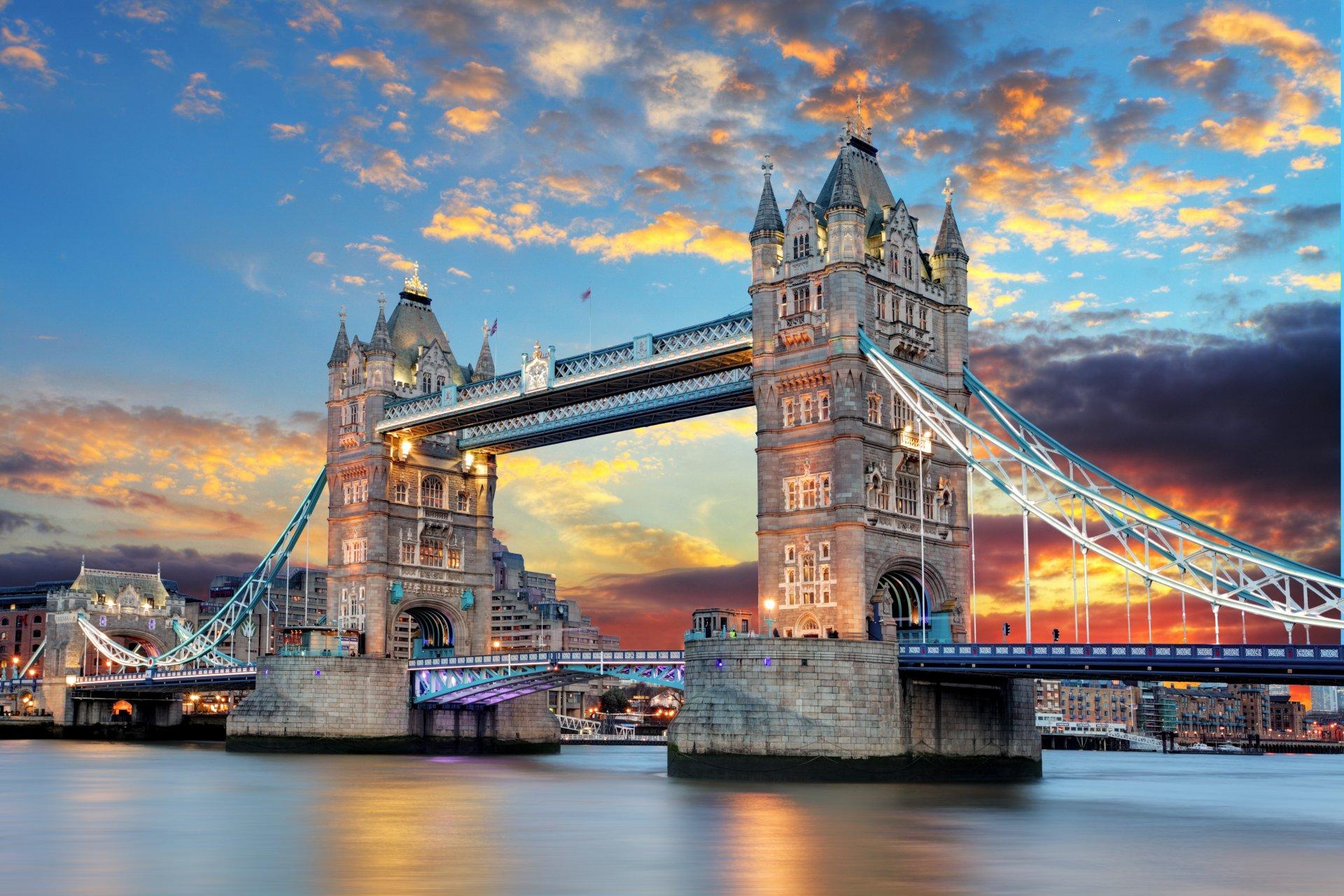 популярных плакатов фотографии лондона в хорошем качестве голубая