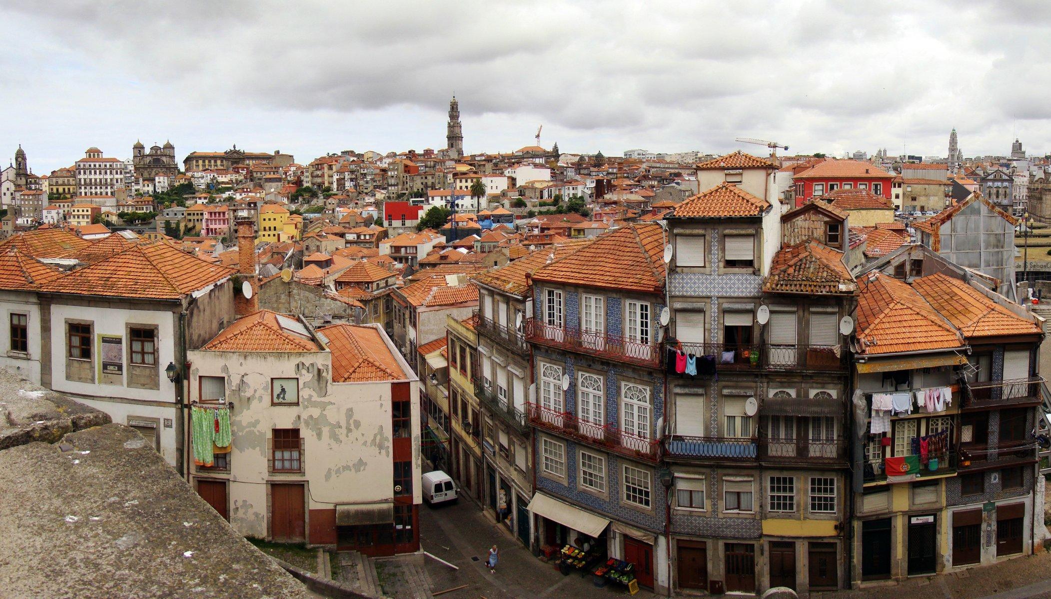 Обои Португалия, старый город, порто. Города foto 6
