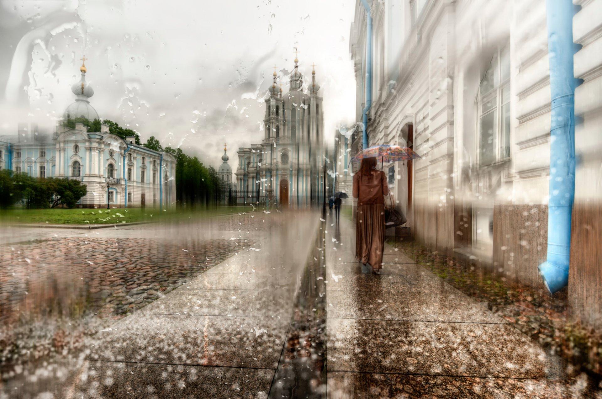 Эротические фото с зонтом — photo 12