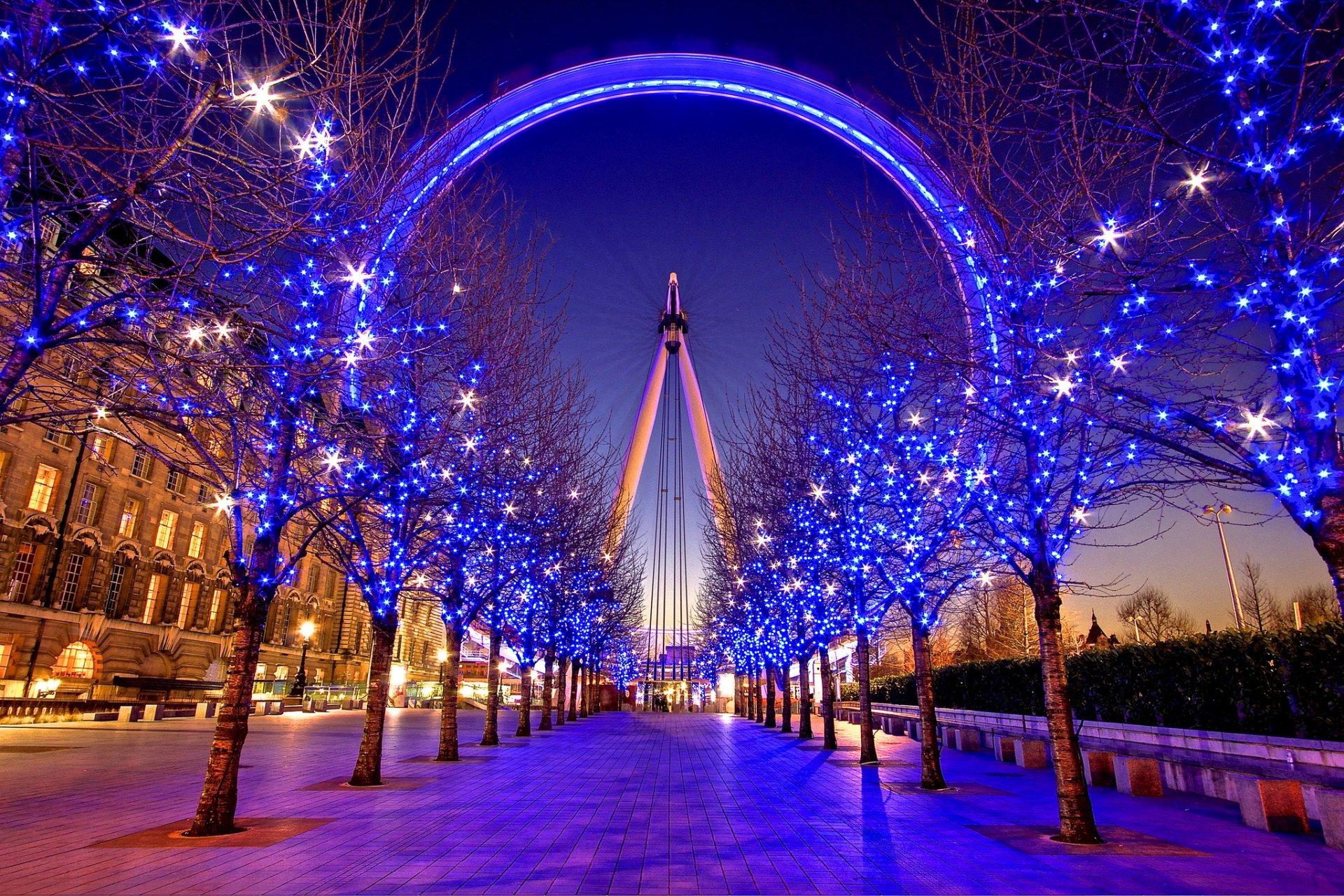 картинки зима город новый год один наиболее известных