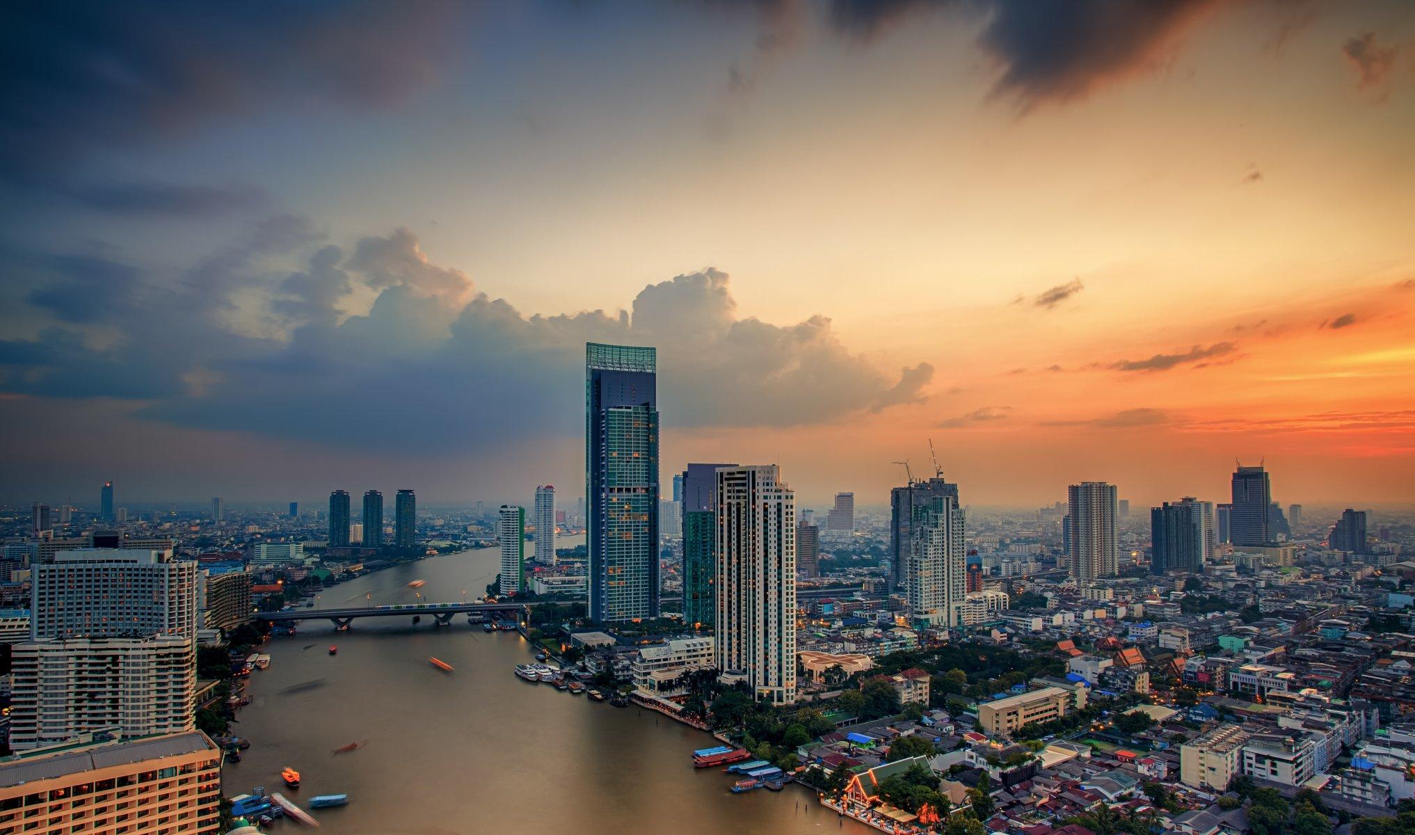 travel and tourism field bangkok