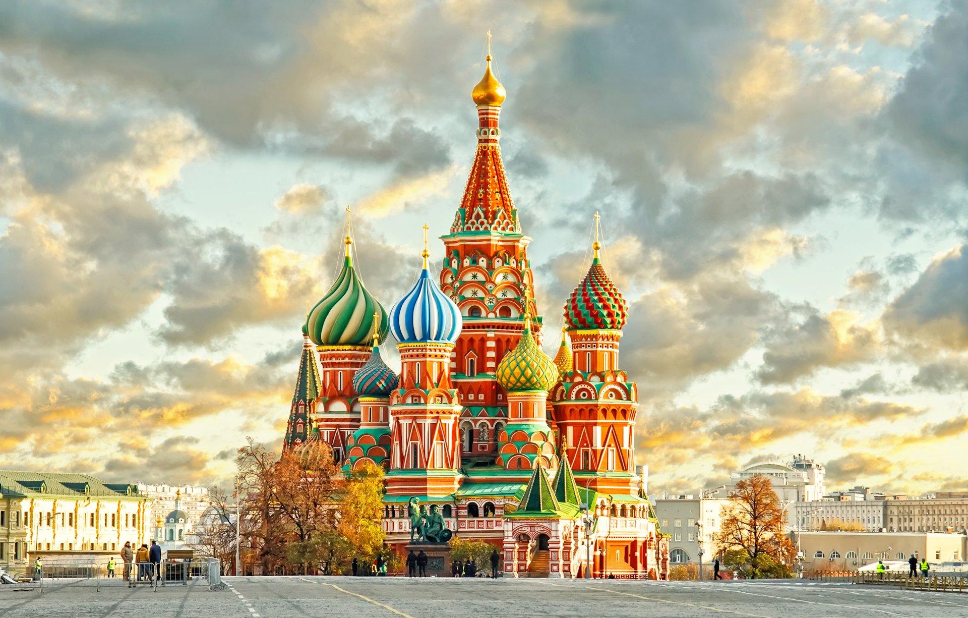 Обои храм василия блаженного, россия, moscow, мск. Города foto 8