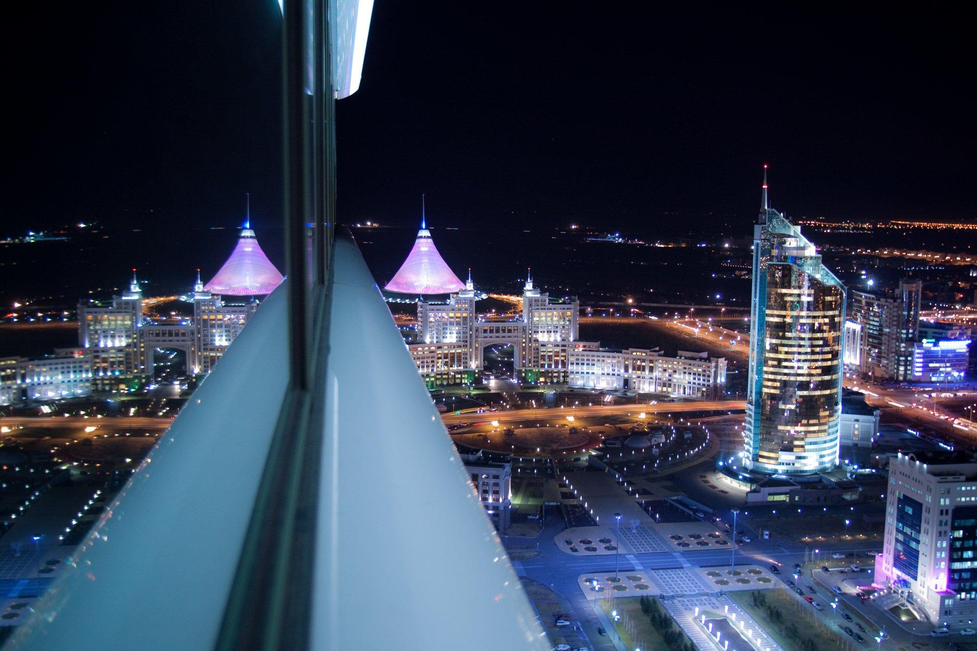 Астана обои картинки
