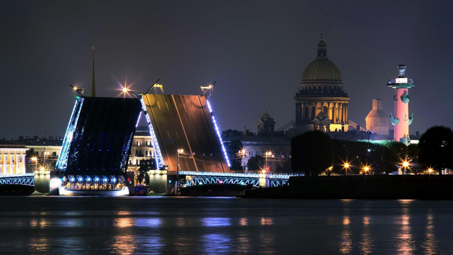 Москва картинки ночью сити