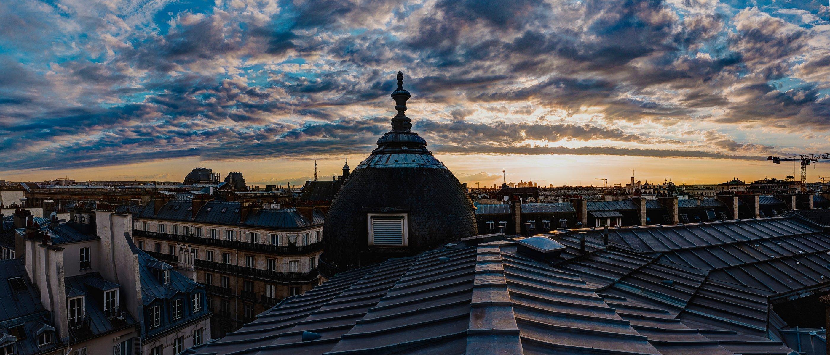 Обои дома, крыша, Город. Города foto 18