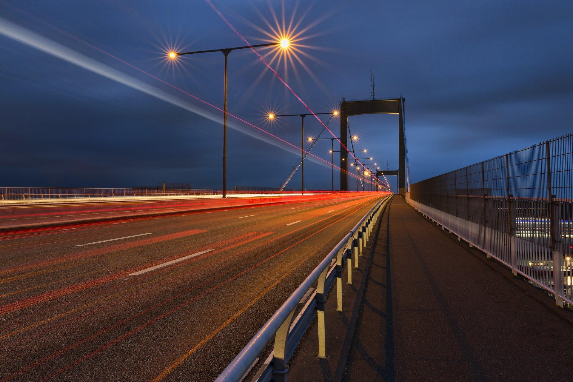 Обои швеция, ночь, гетеборг. Города foto 15