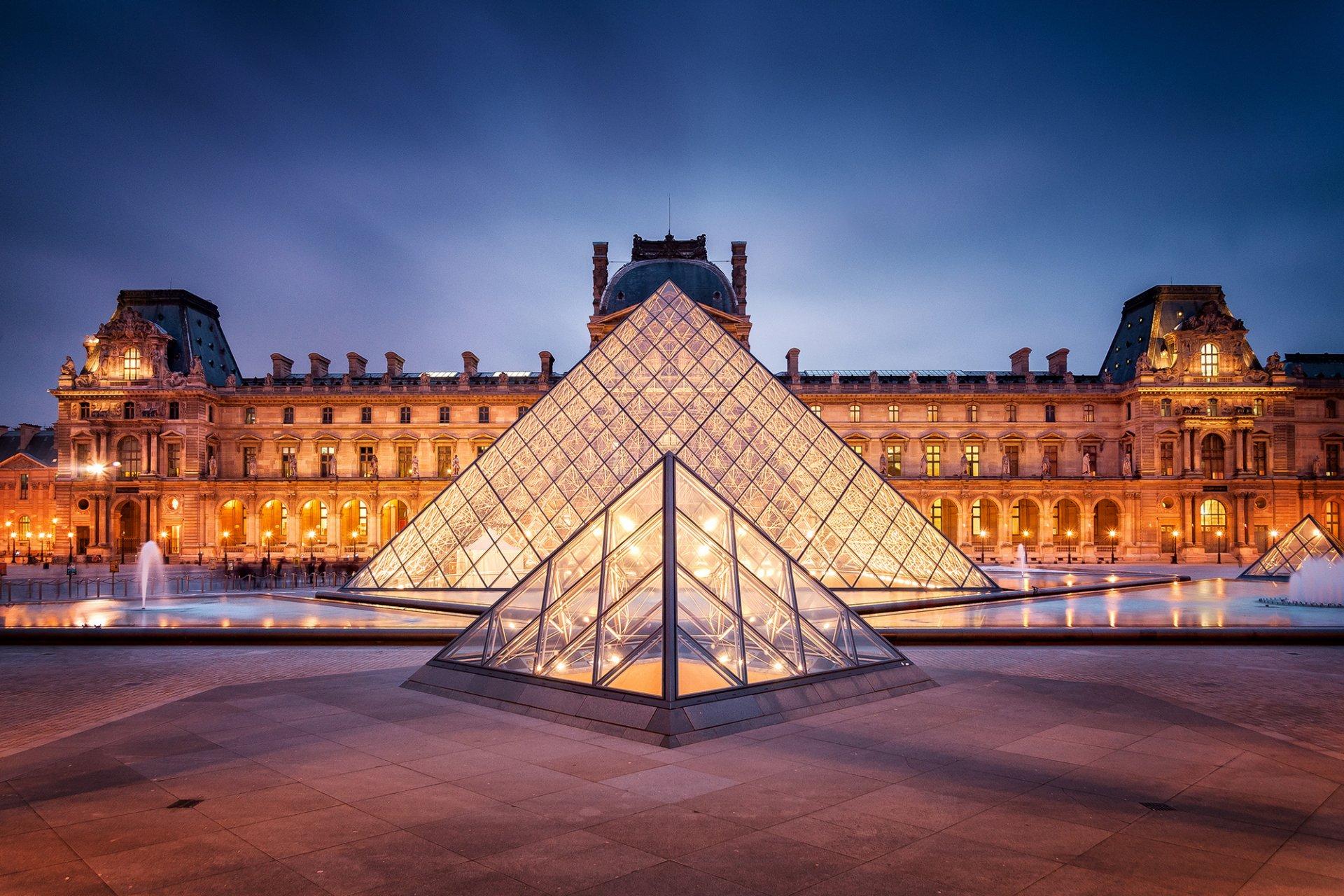 Online Tours  Louvre Museum  Paris