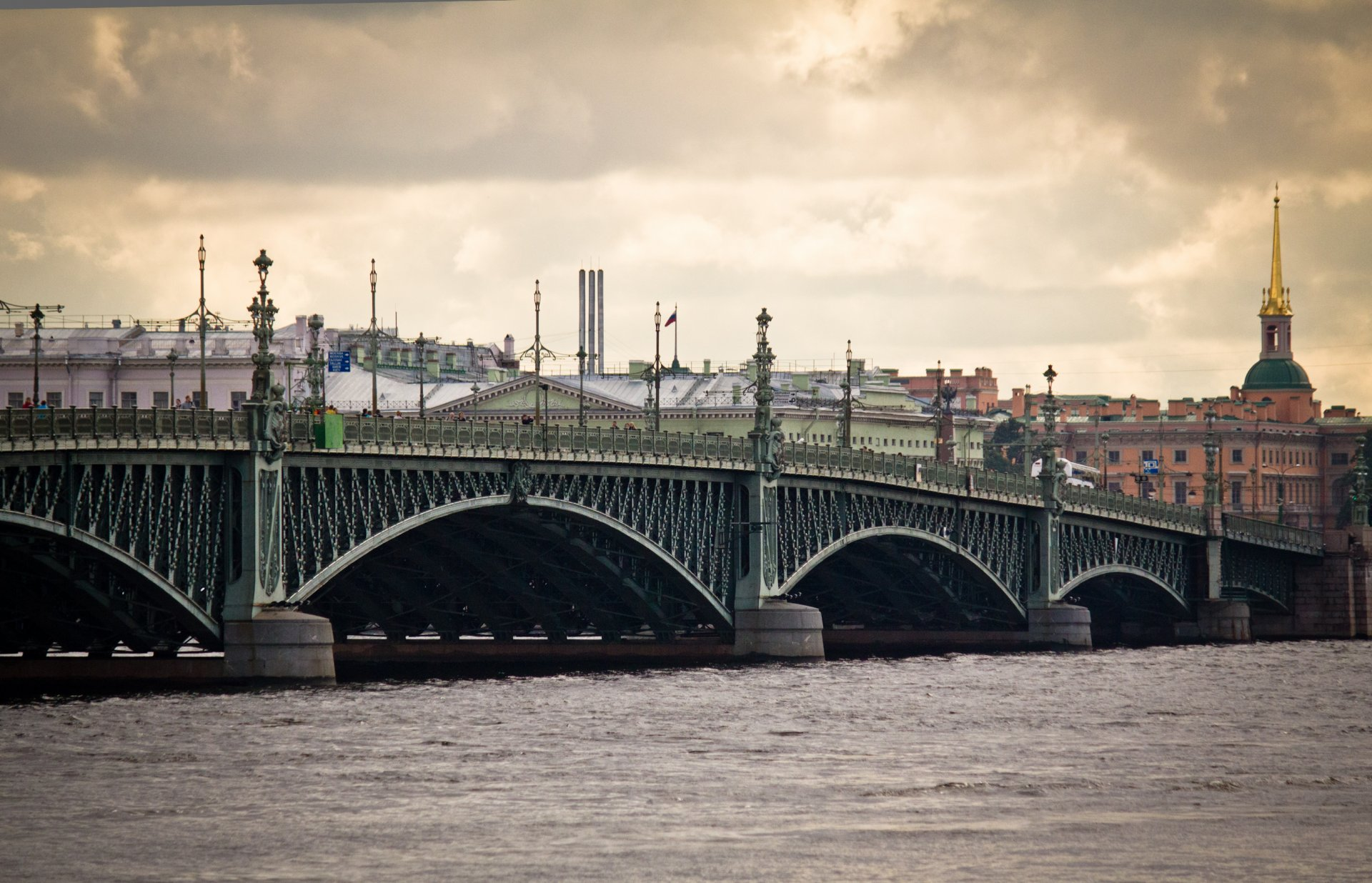 это красивые картинки петербурга на рабочий стол способ