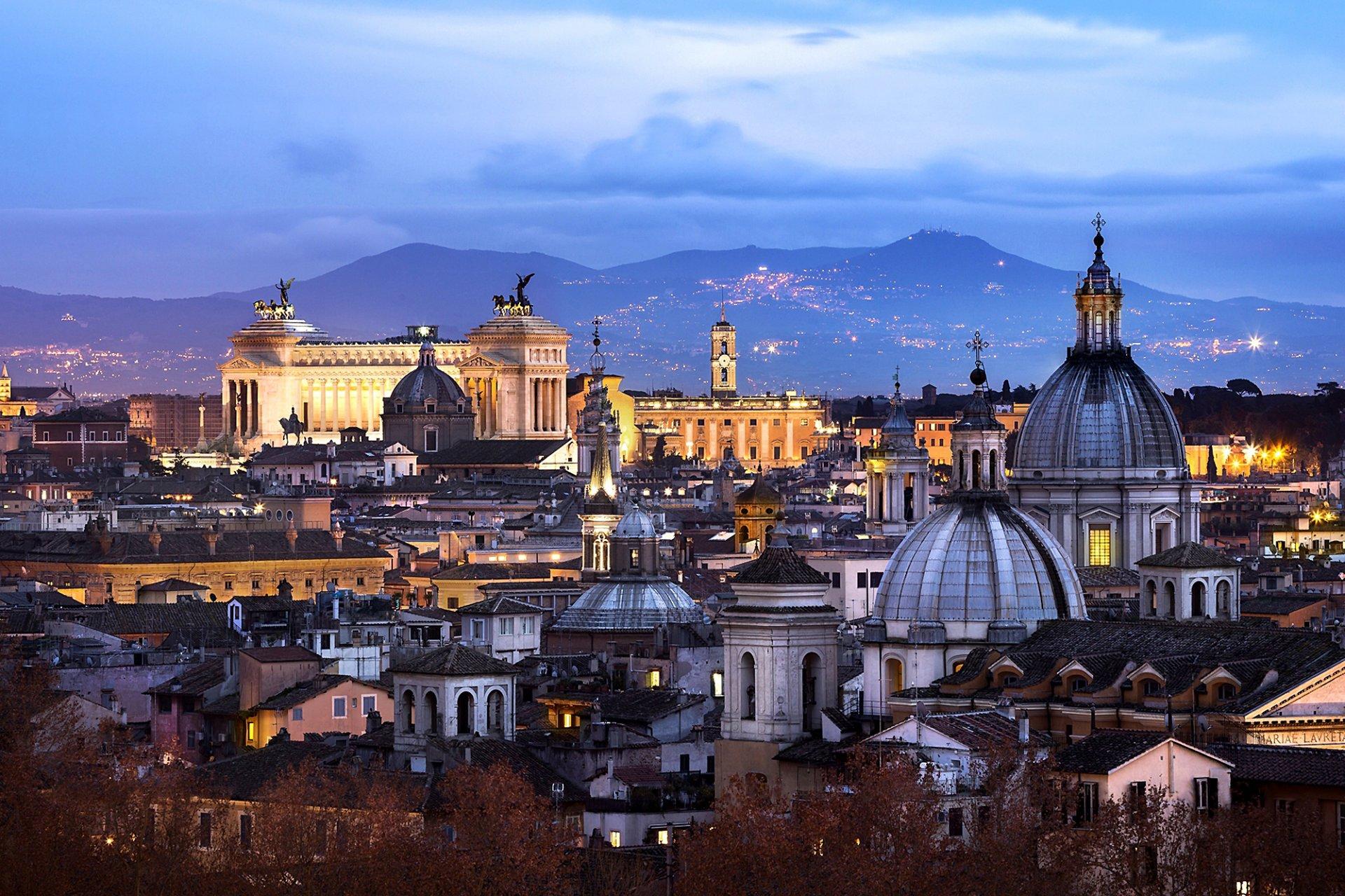 Обои улица, Ватикан, здания, дома. Города foto 13