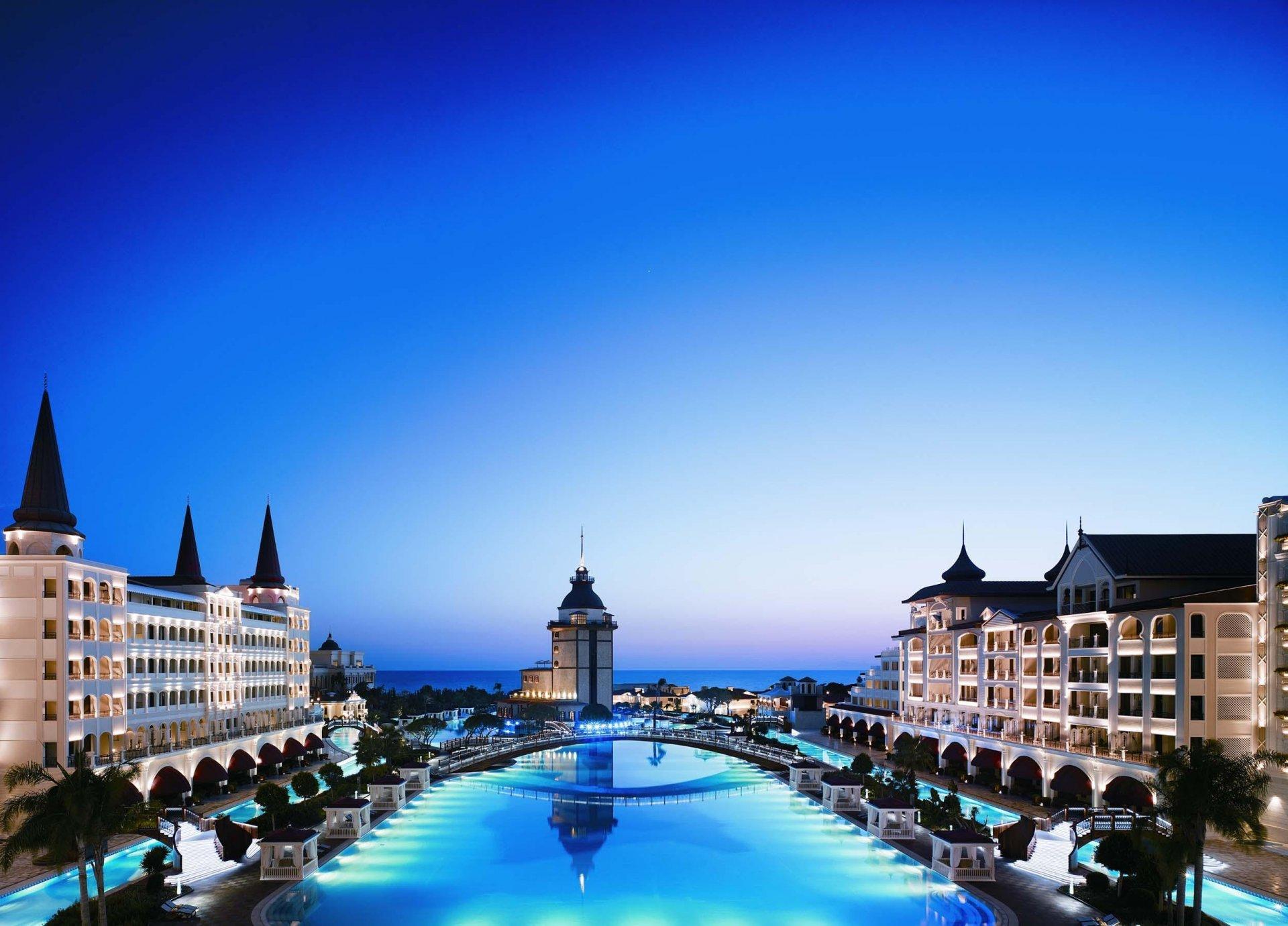 самые красивые отели турции фото вокруг кажется
