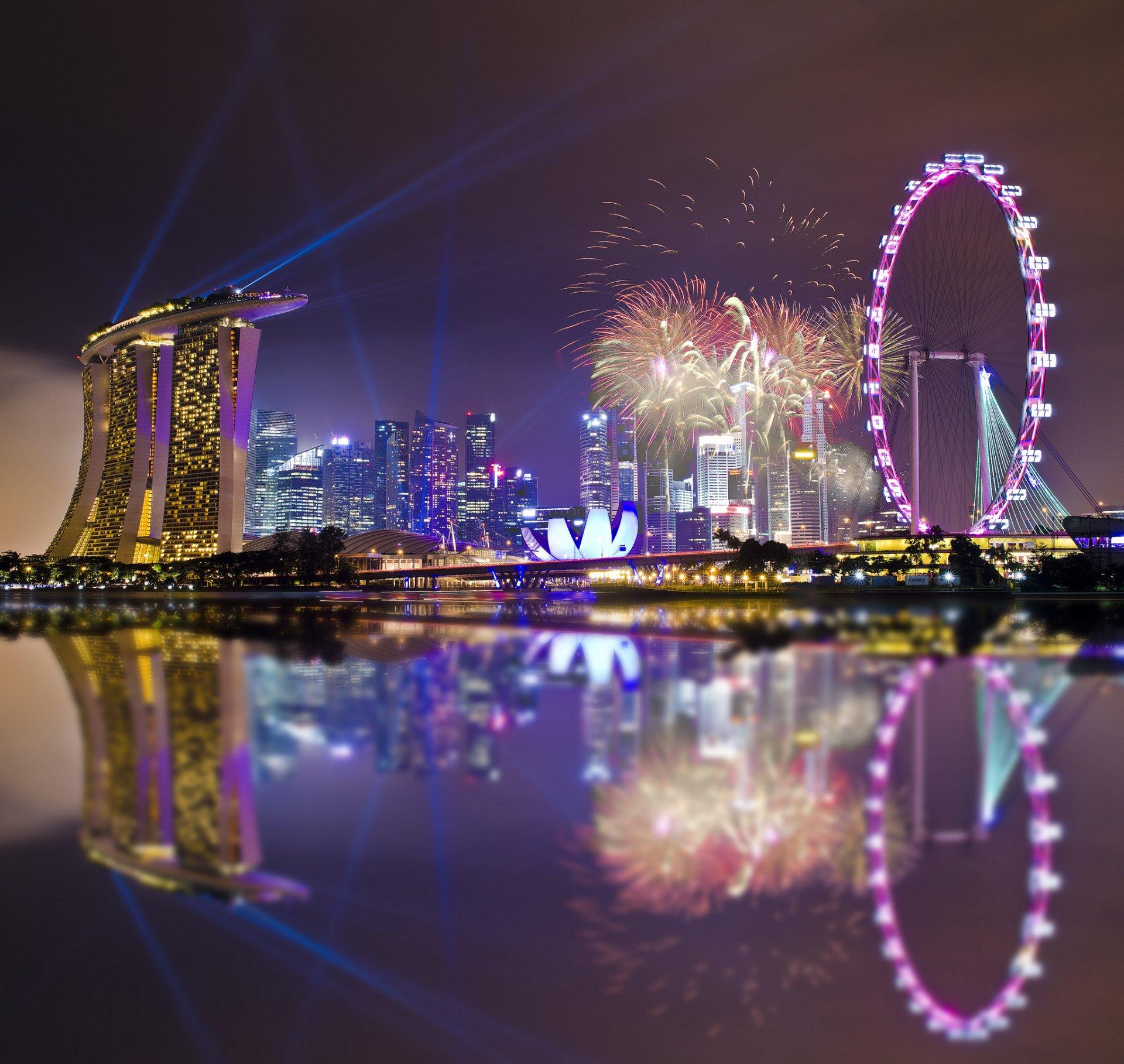 нестандартные красивые фото на фоне сингапура доказательств существования ковчега