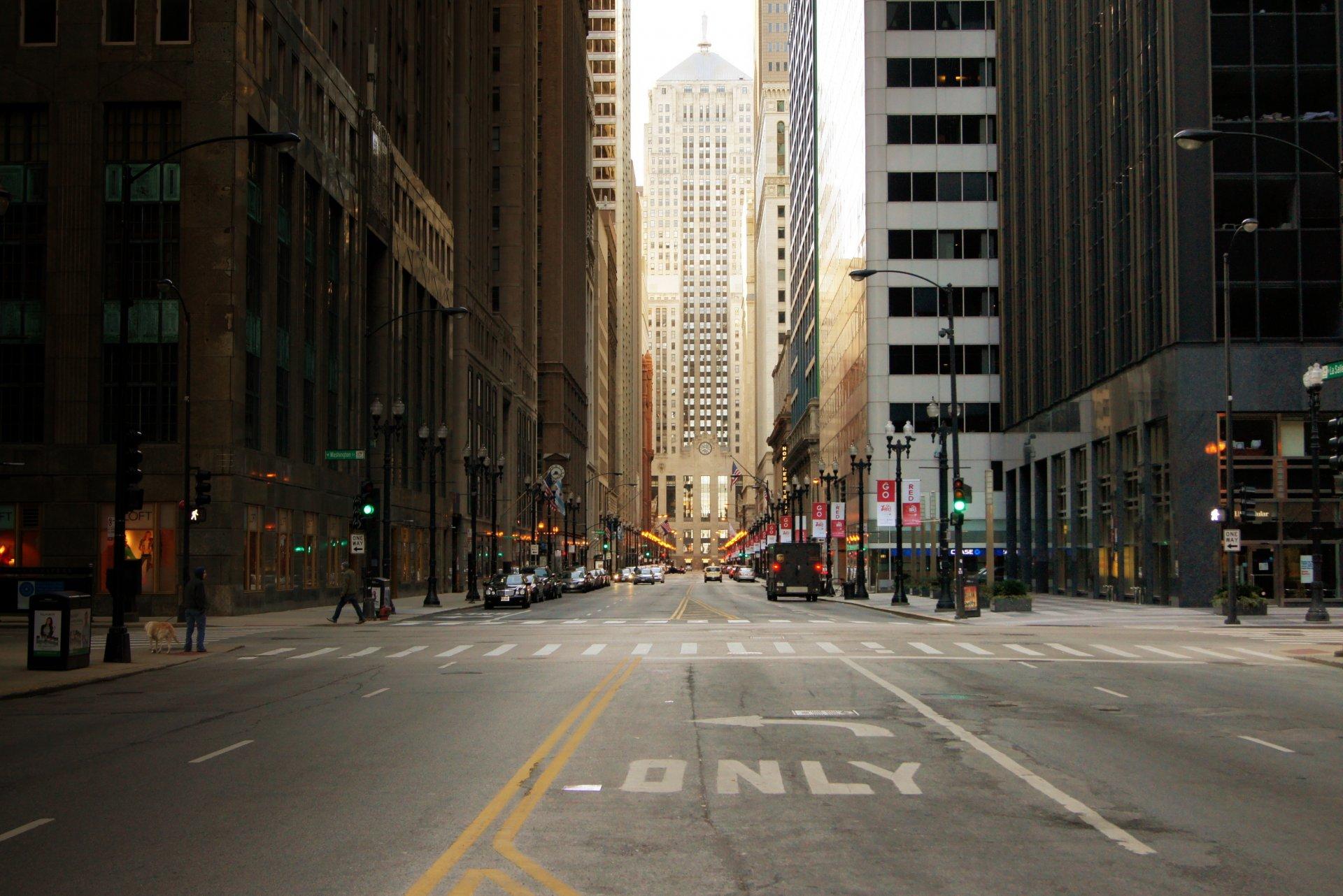 америка улицы фото