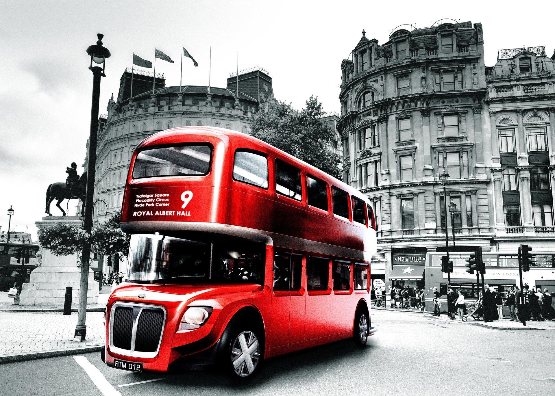Обои автобусы. Разное foto 11
