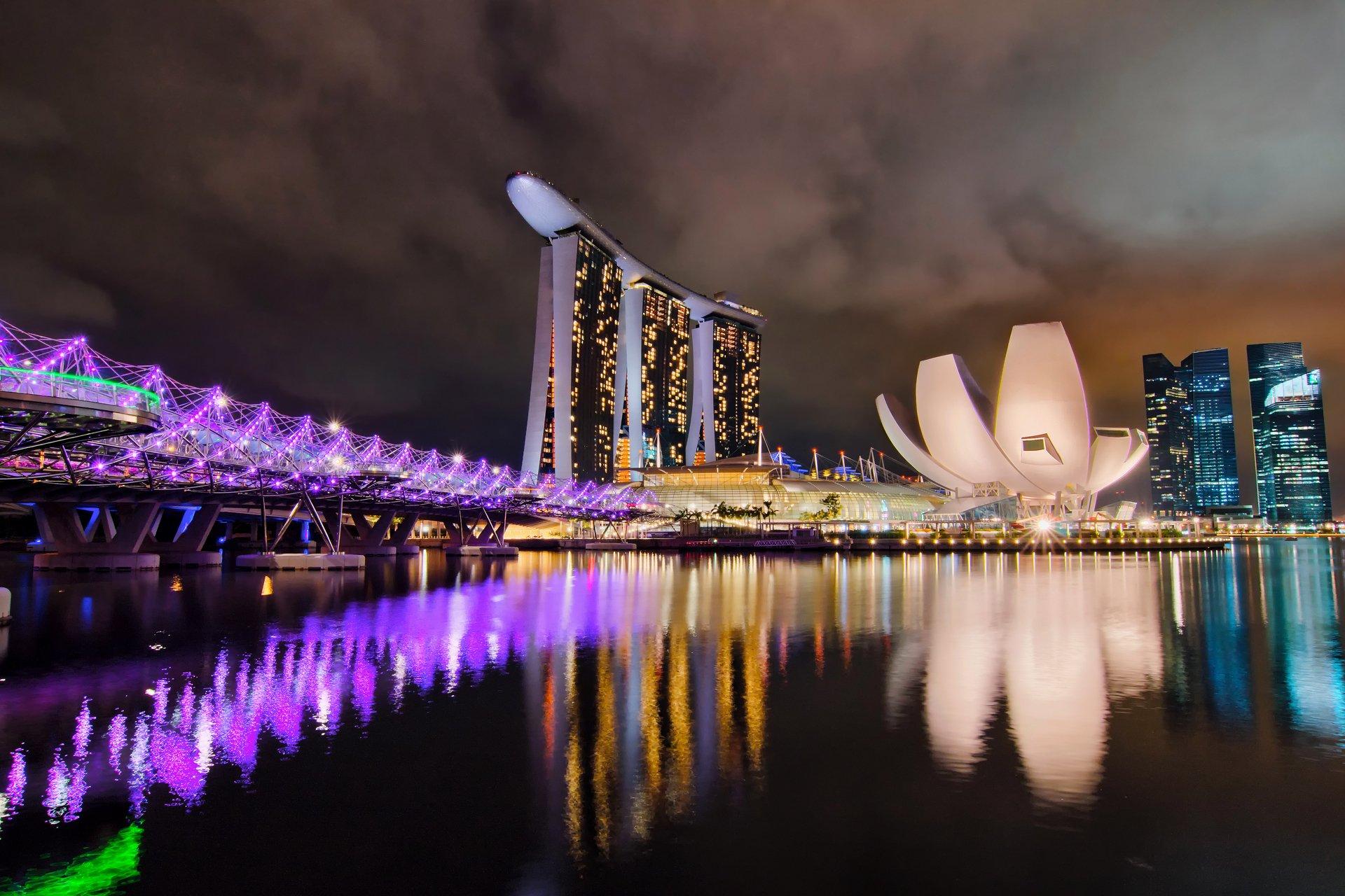 декабре улицы сингапур город фото затаив дыхание