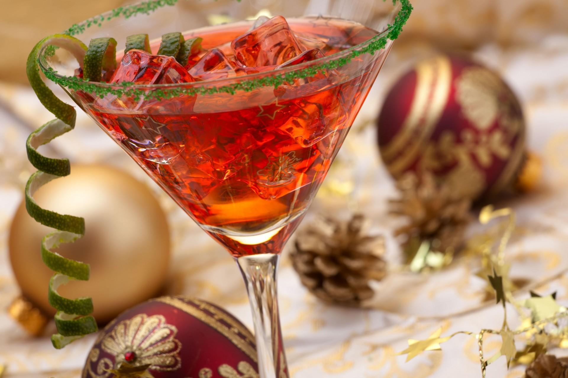 Напиток для детей на новый год
