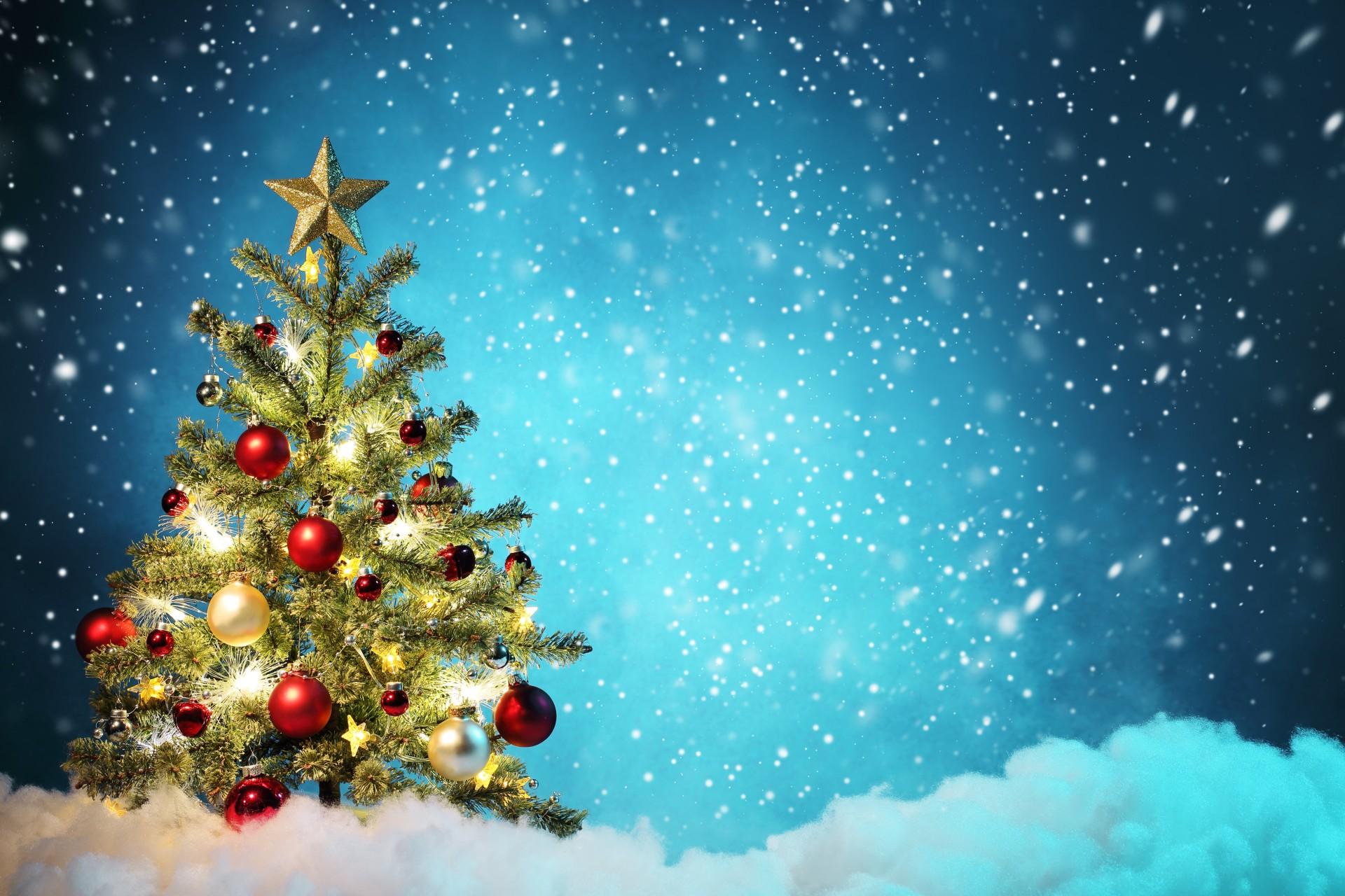 Поздравление елочки с новым годом