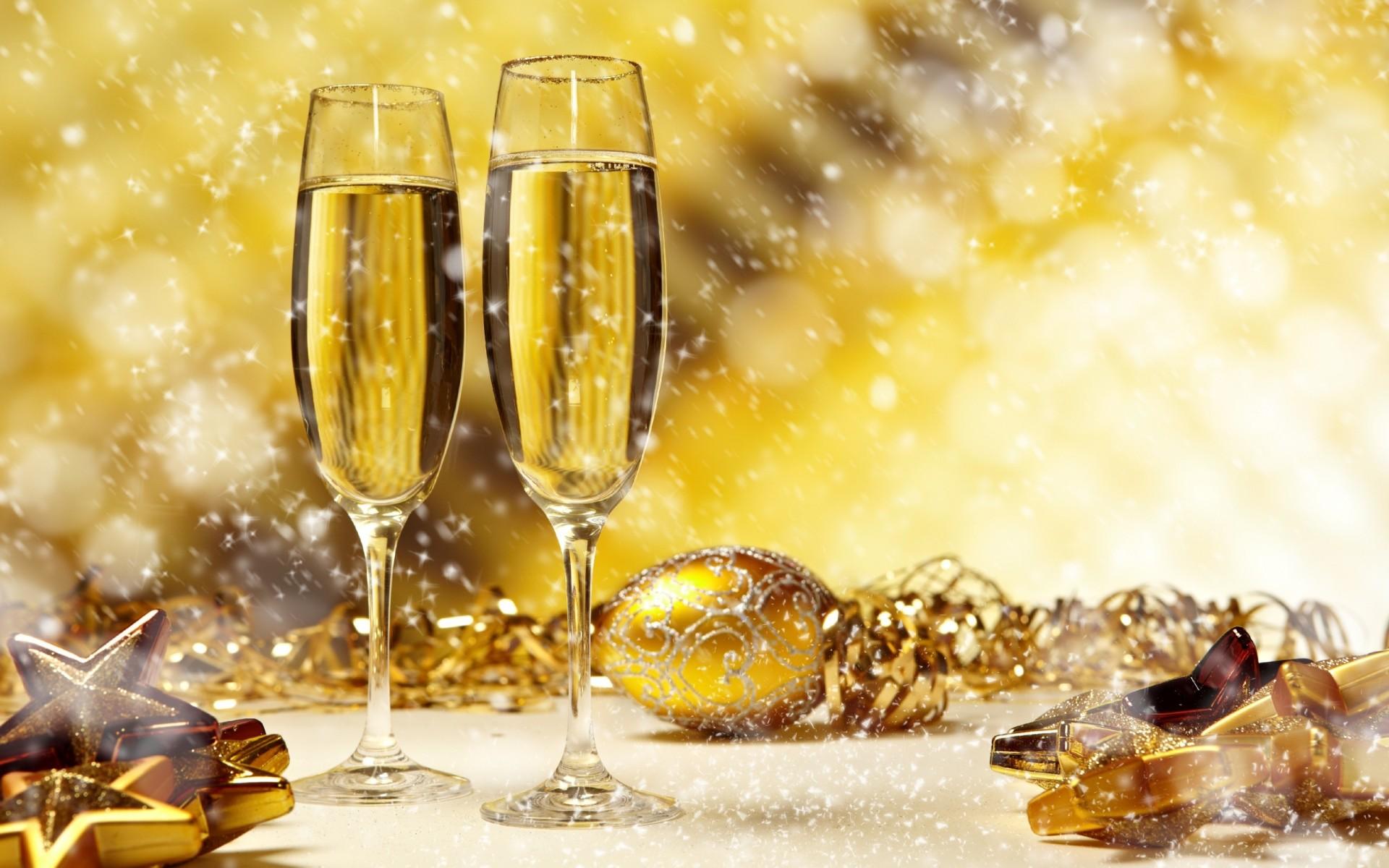 Открытки с новым годом бокал шампанского, день рождения подростка