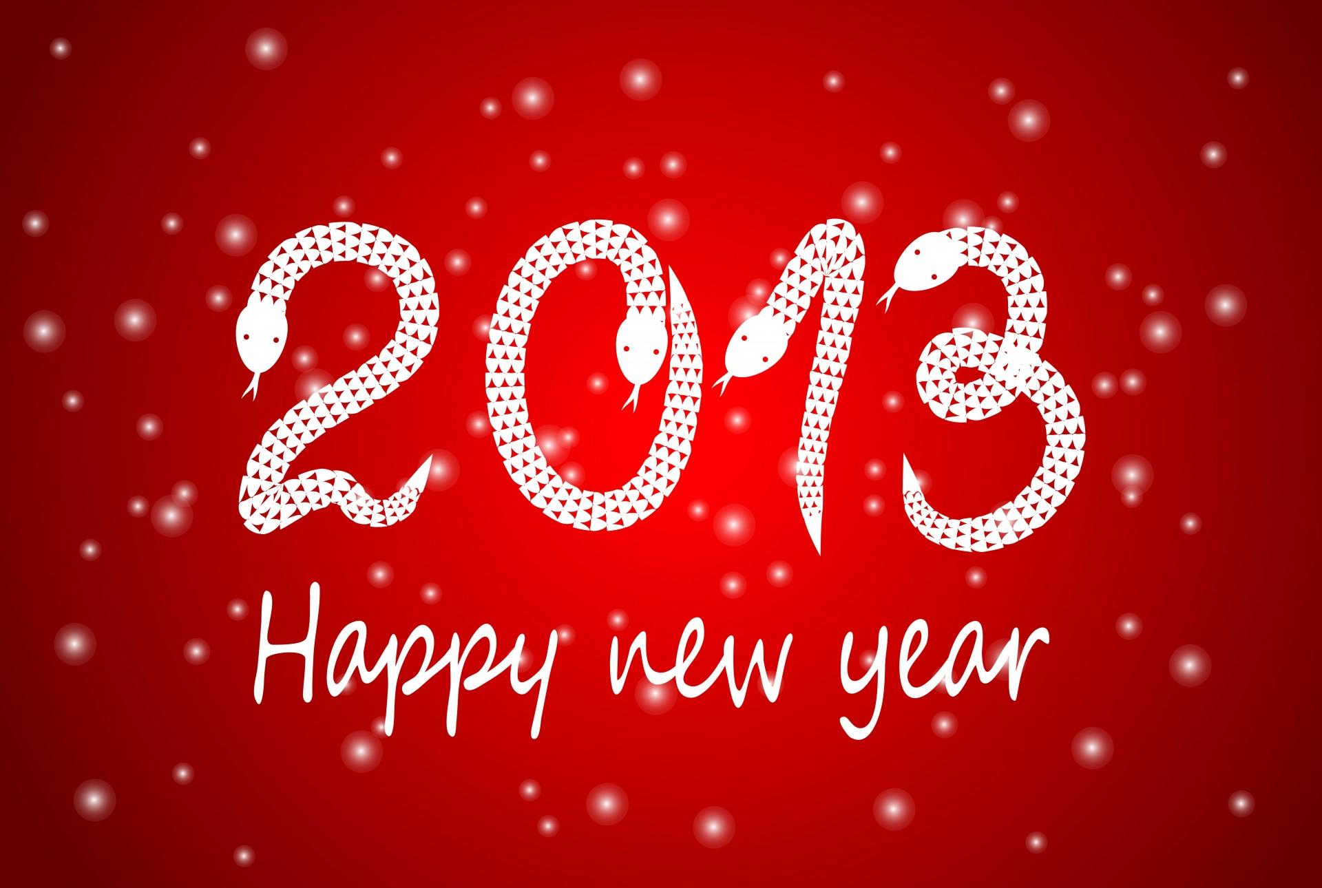 Гифки, картинки с надписью с новым годом на английском