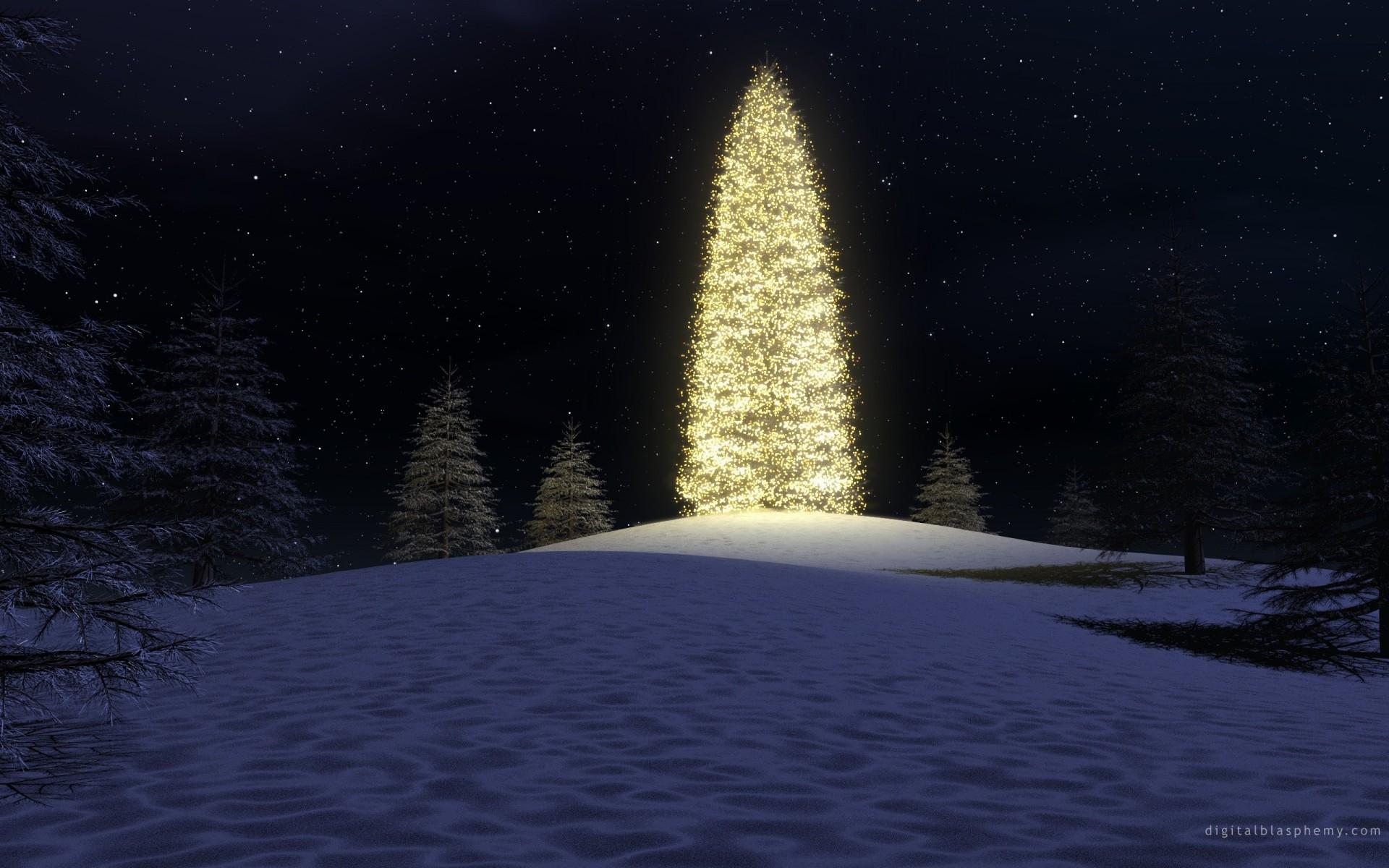 камень картинки ночь лес новый год статье ярко демонстрируют