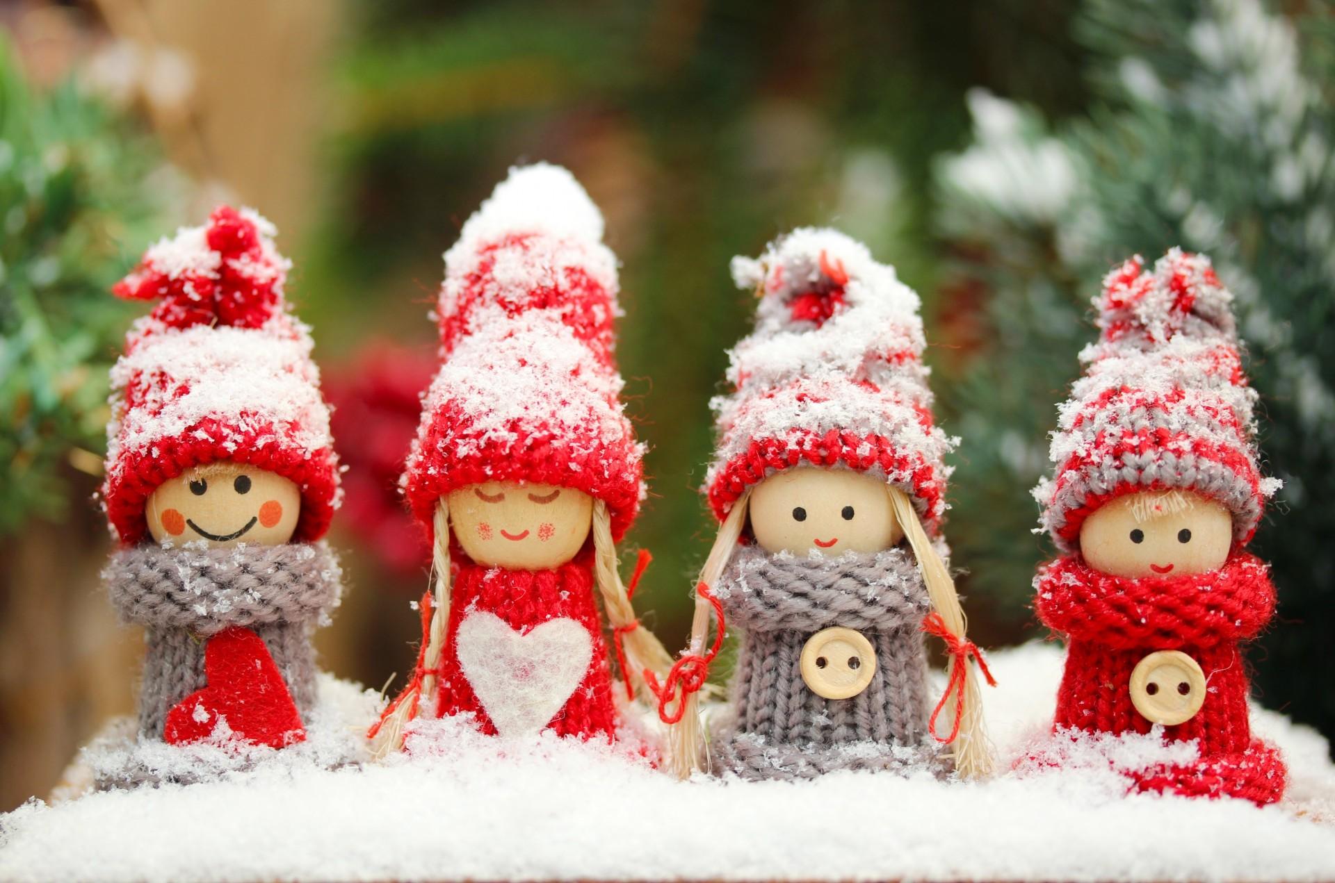 Фото игрушек к новому году своими руками