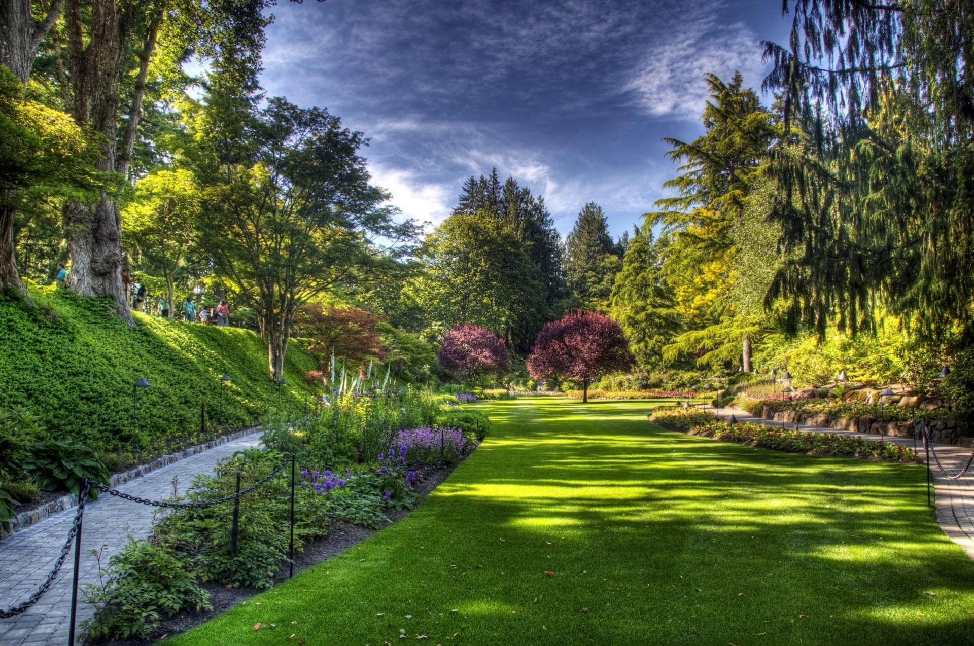 Открытки, открытки красивых парков