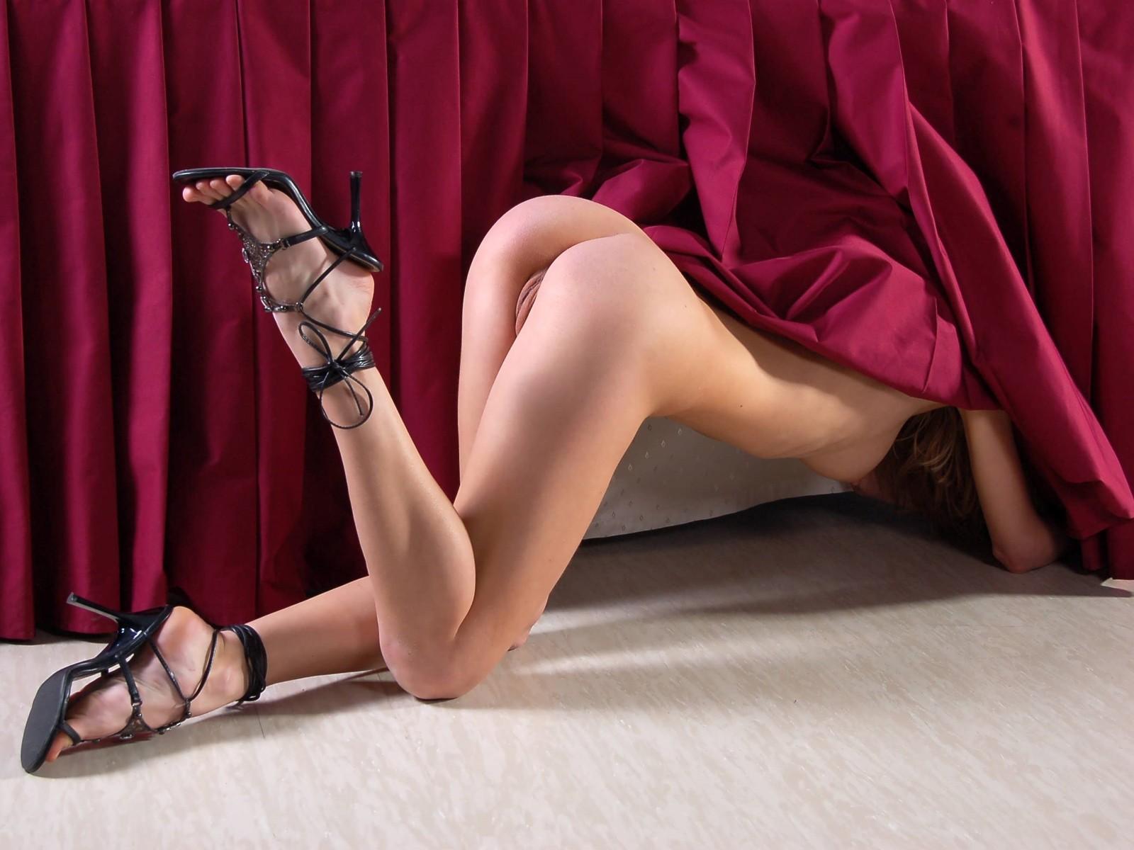 Фото ступней женщин эротика