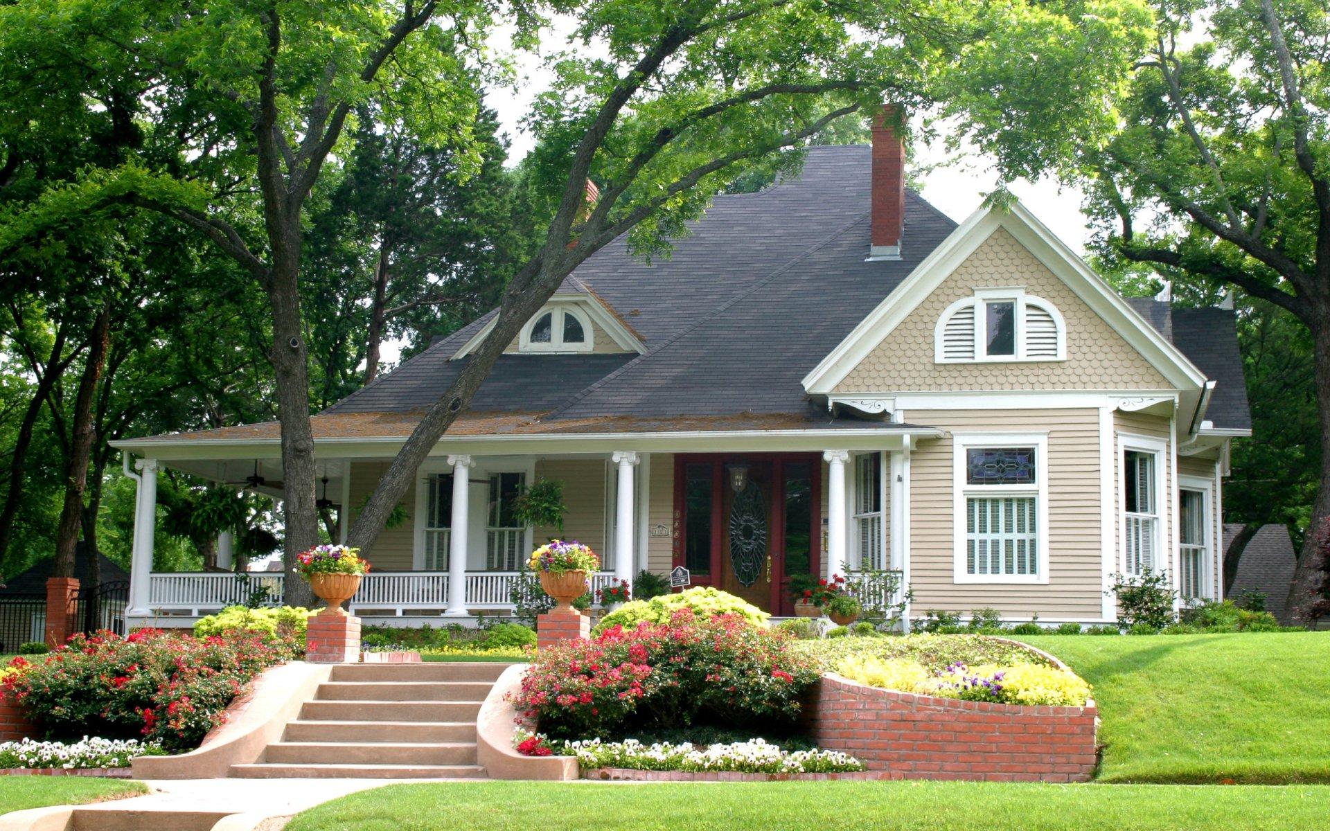 Фото с изображением дома