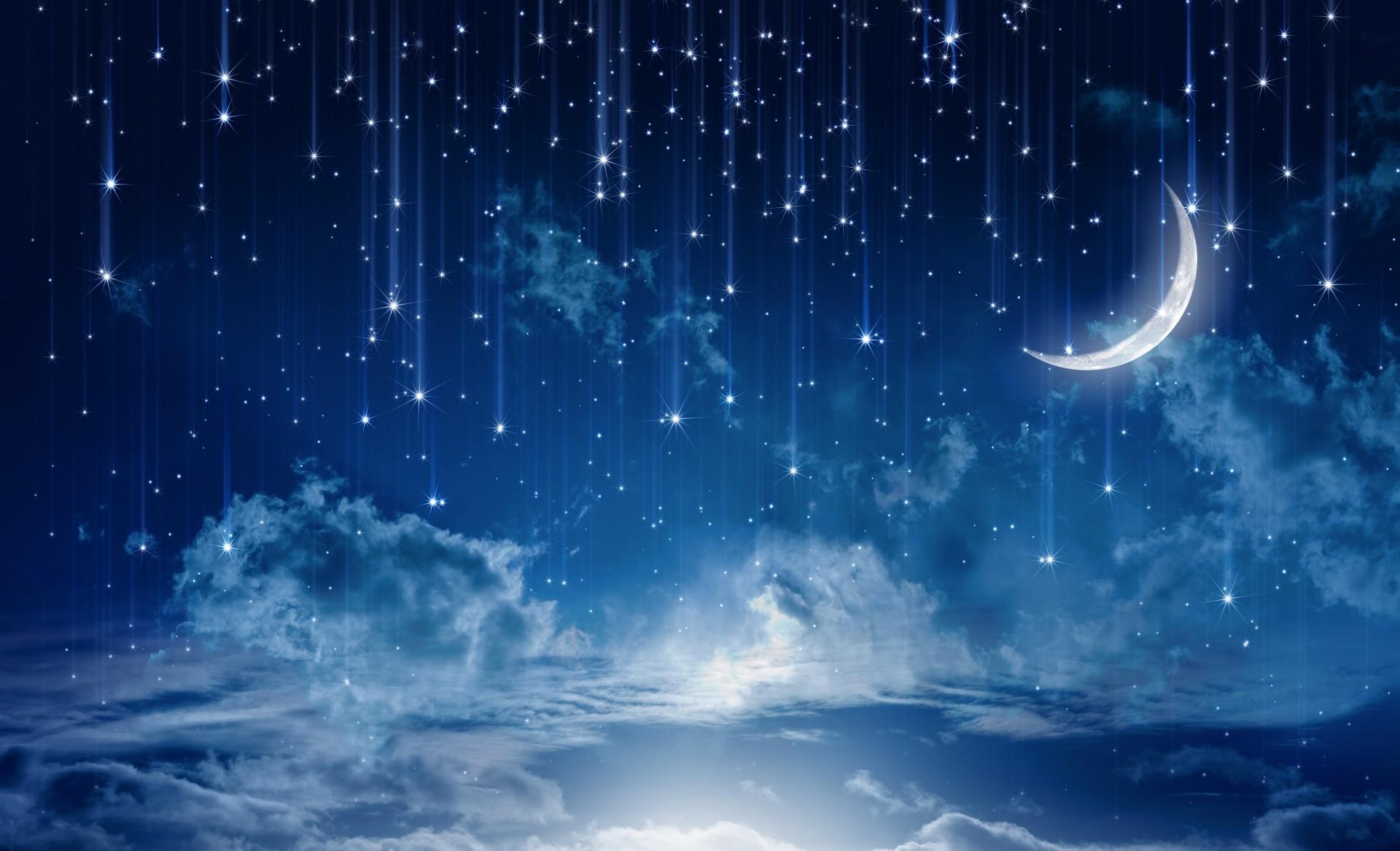 Обои Пейзаж, ночь, свет. Пейзажи foto 17