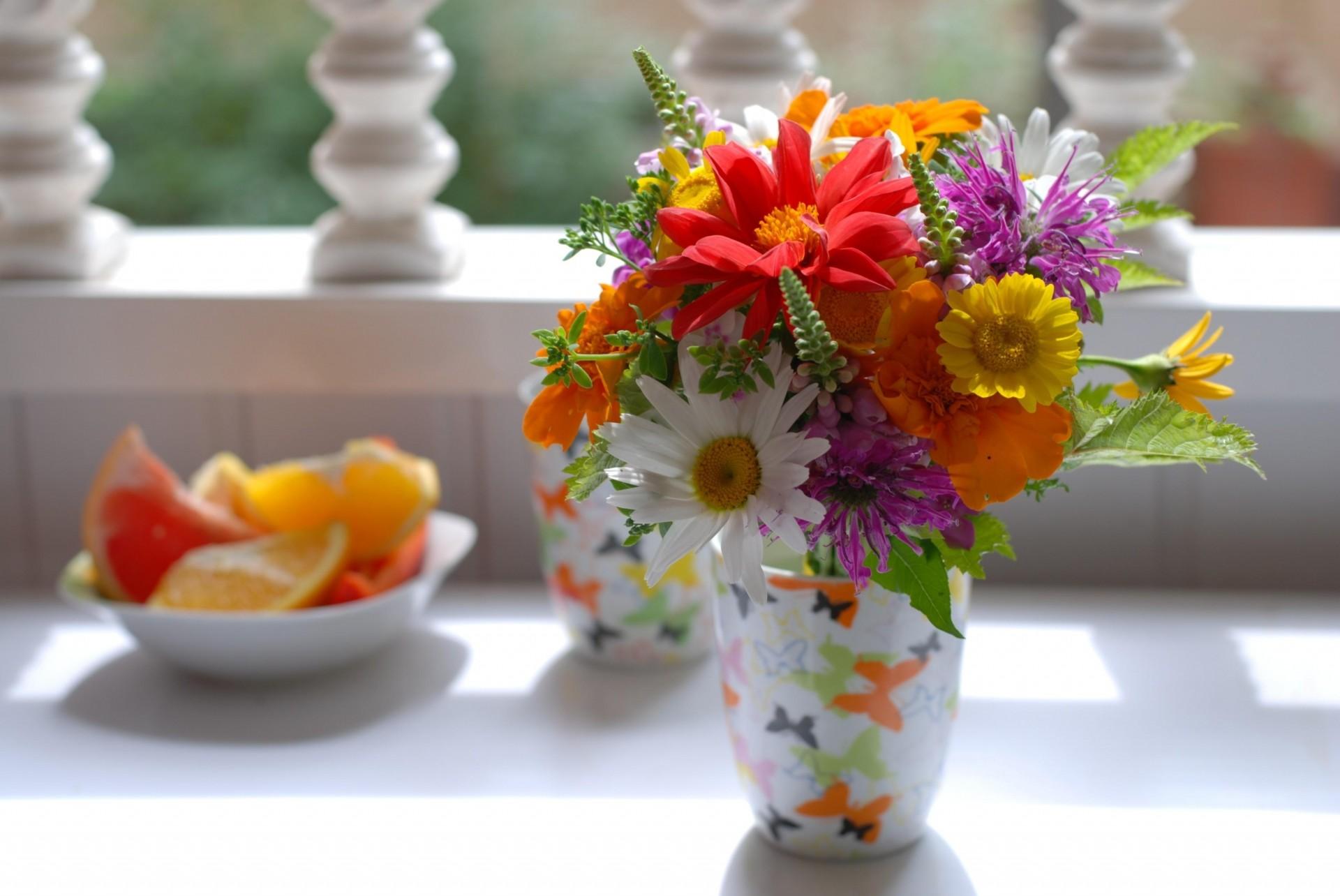 Открытка летние цветы, идеи для