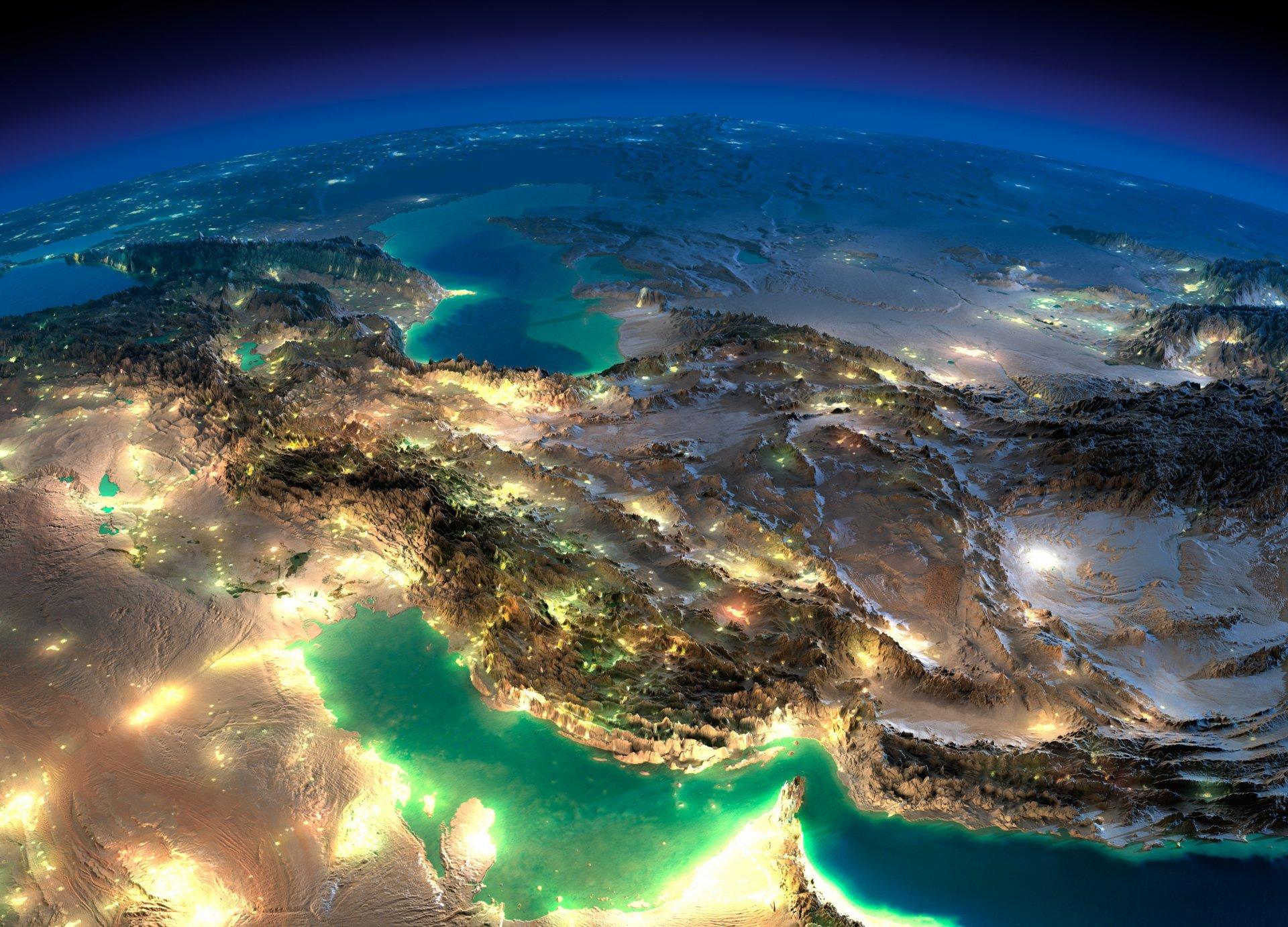 Картинку на экран телефона земля из космоса