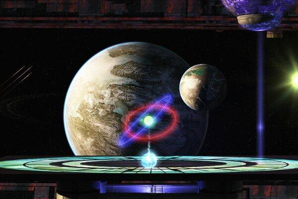 Astrogation Deck  Atomic Rockets
