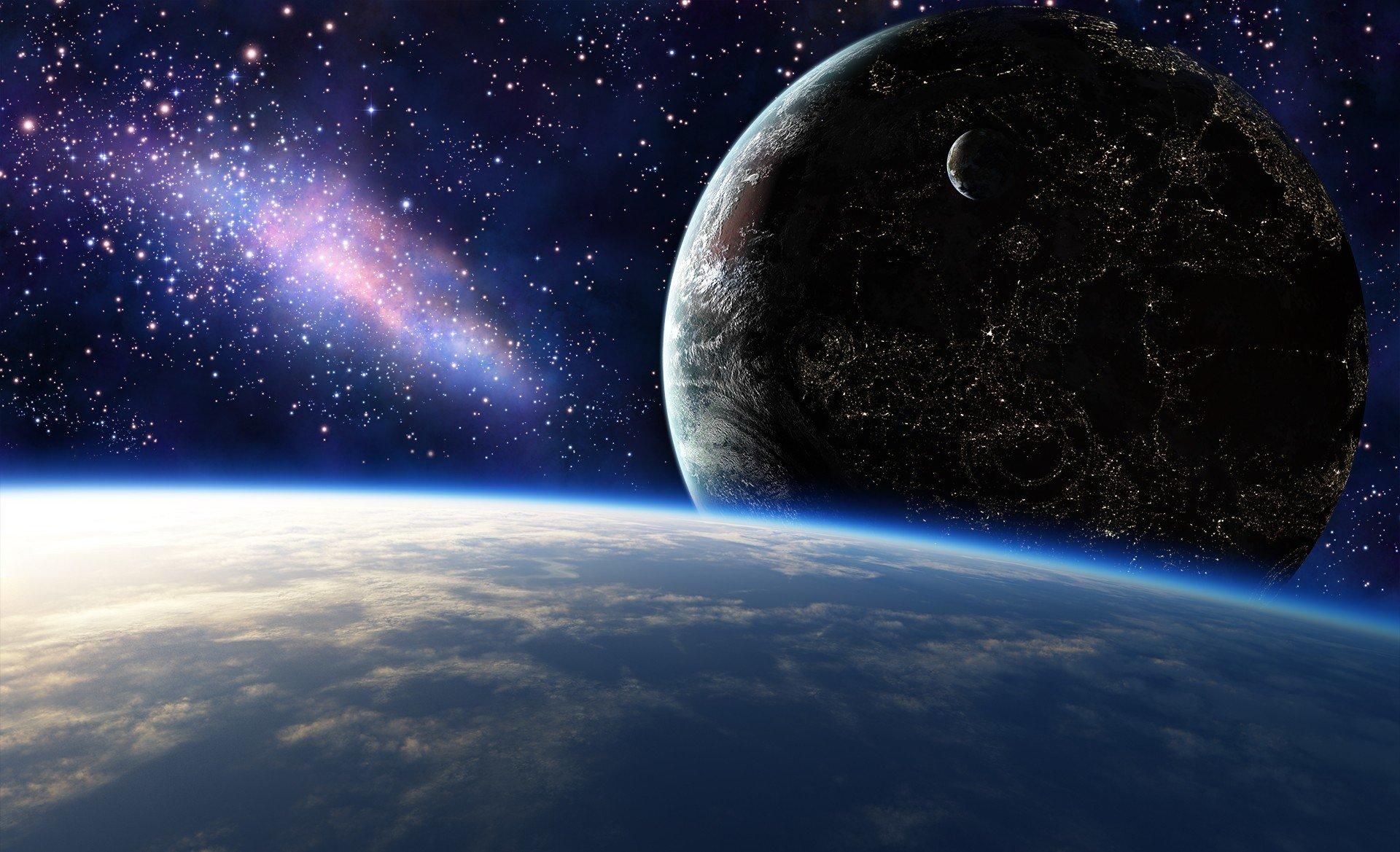 картинки космоса в высоком разрешении таких