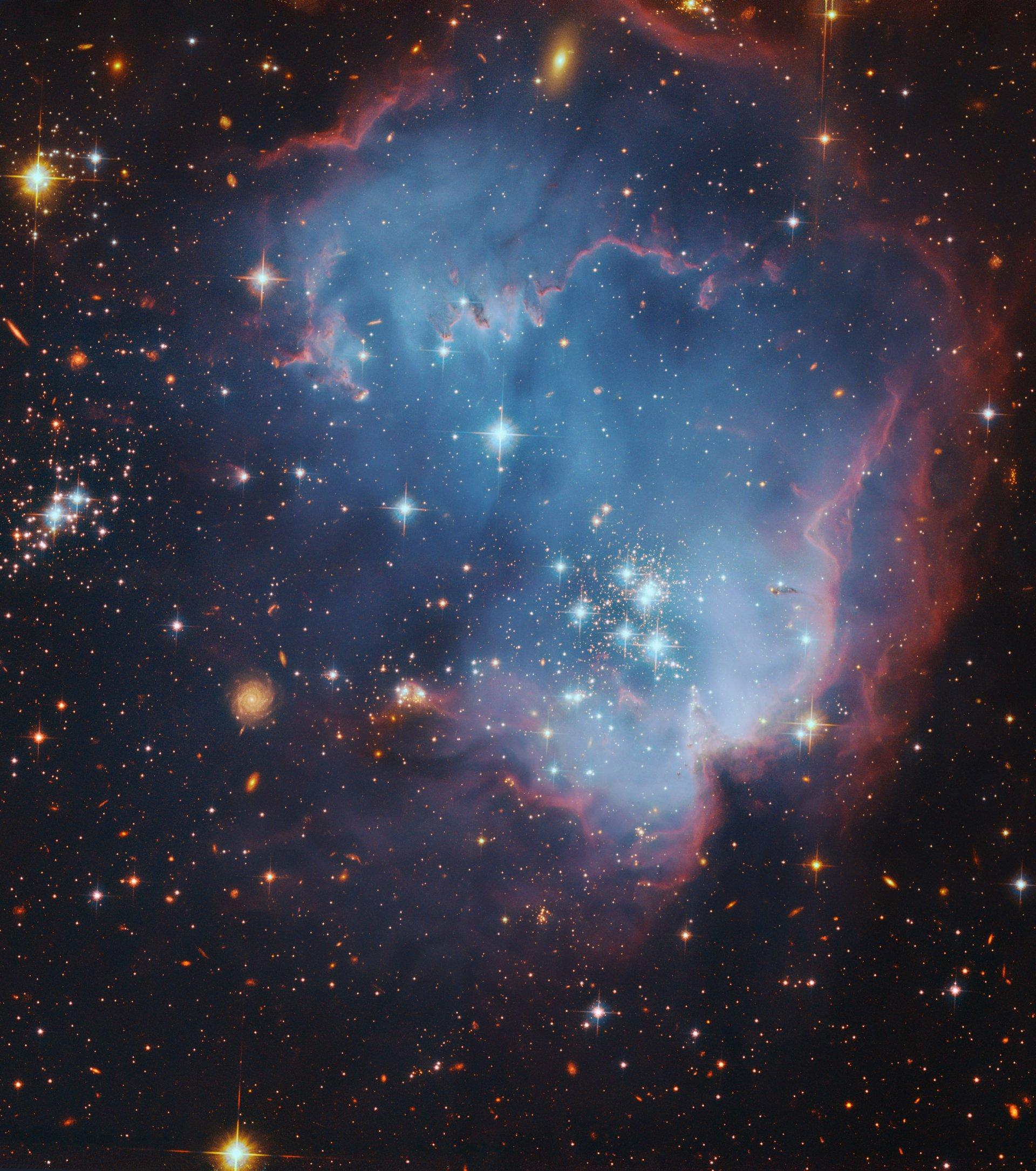 вашего картинки космос звезды галактика ему достаточное