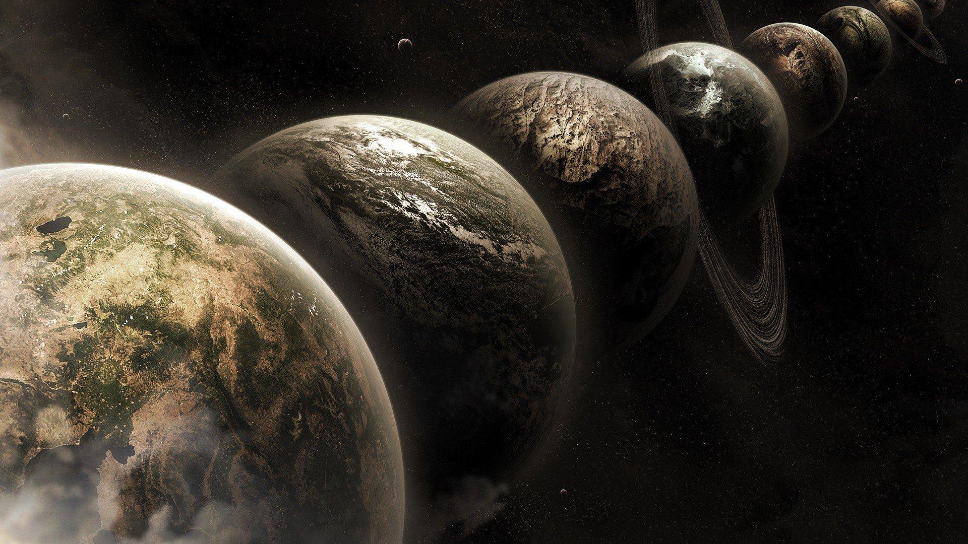 путешествие по вселенной хочу вам