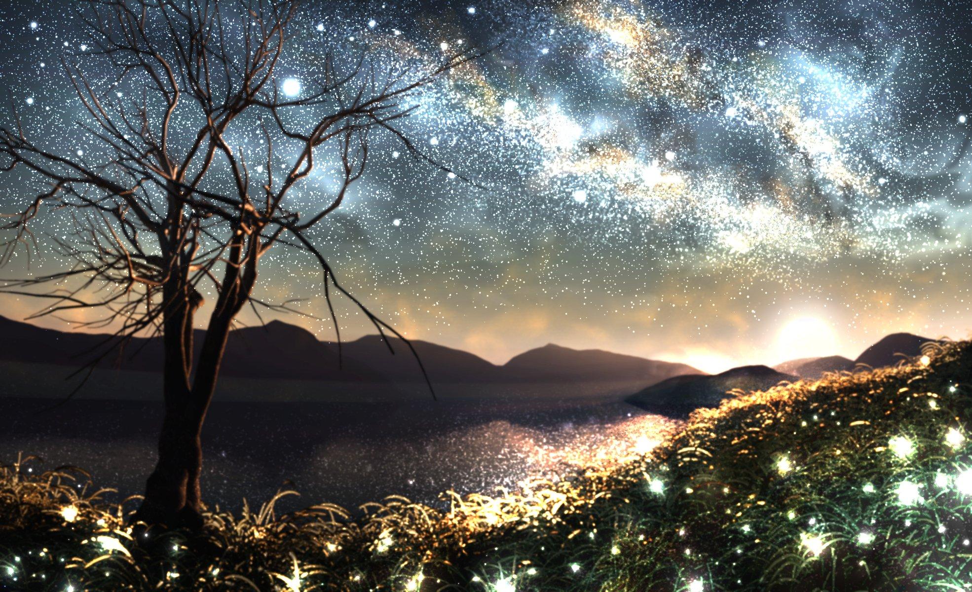 Вселенная Дерево  № 753493 без смс