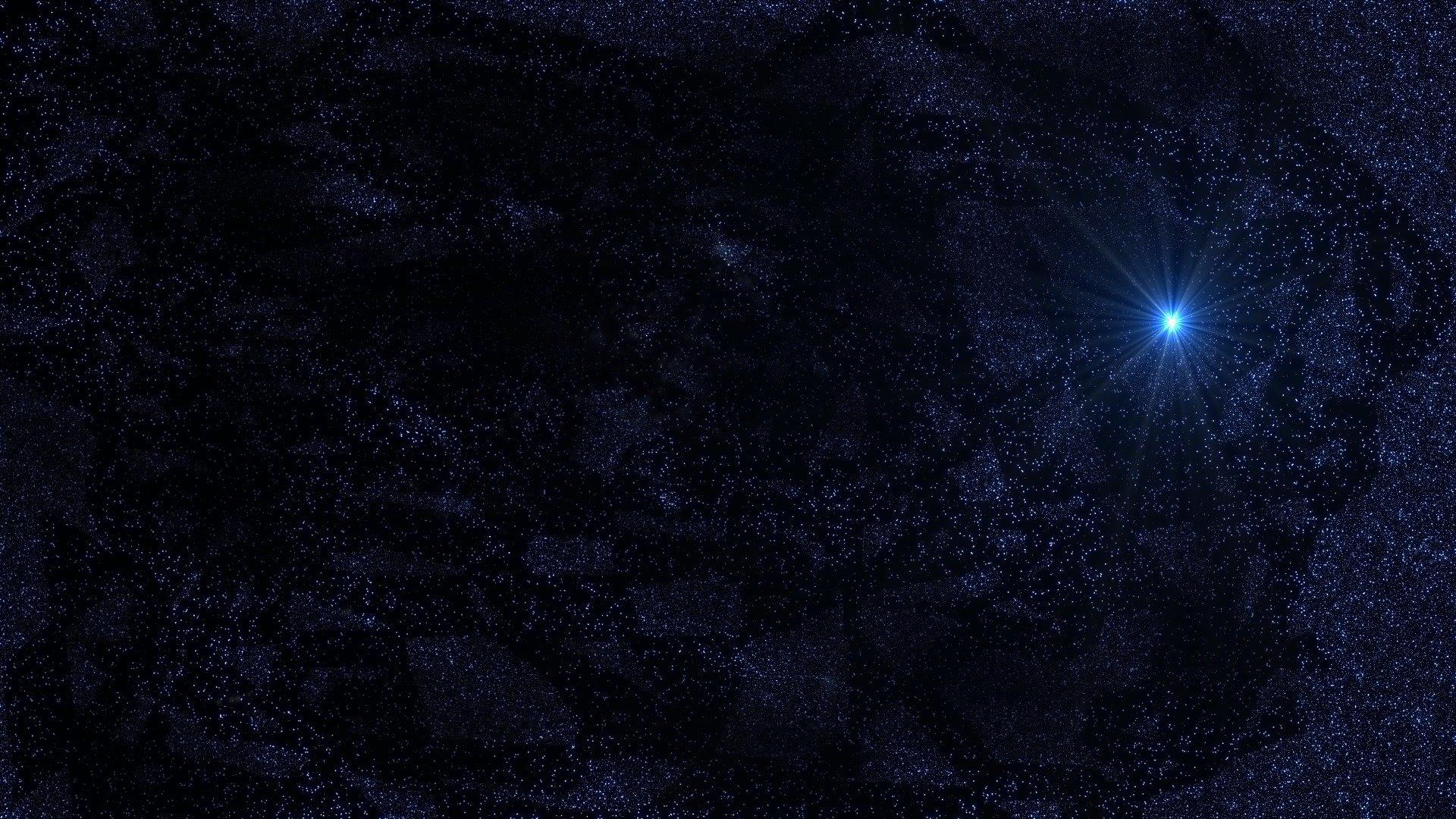 Звезда синяя в хорошем качестве