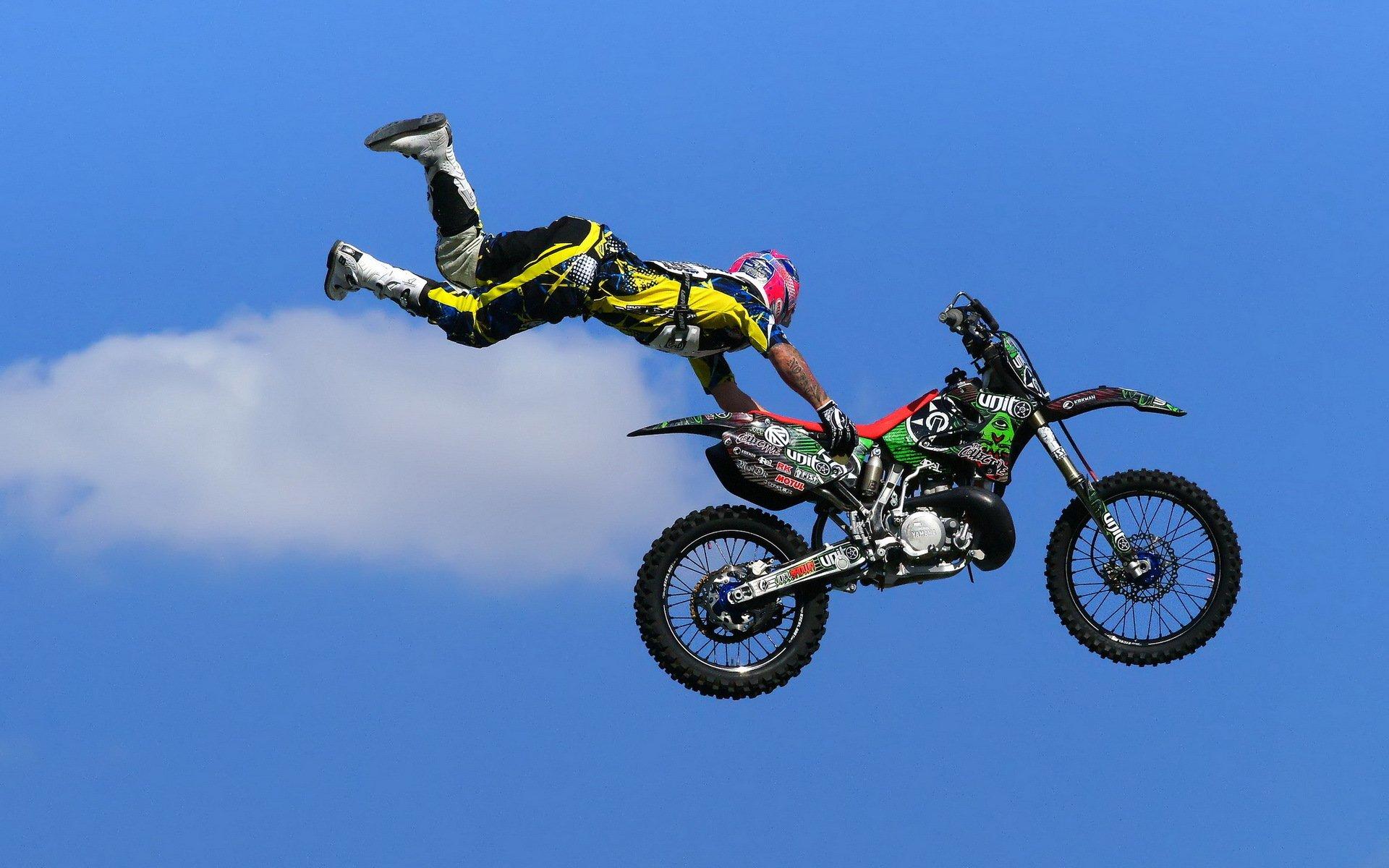 Мотоцикл для трюков картинки