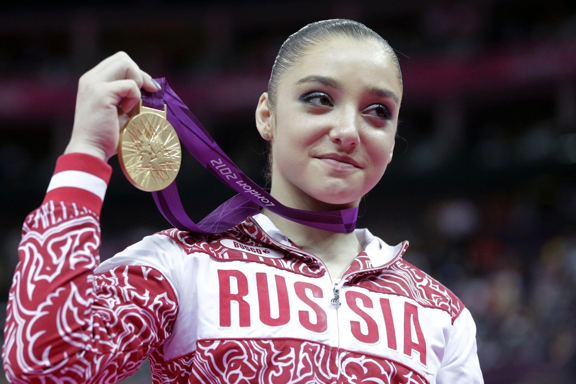 Фото русских спортсменов