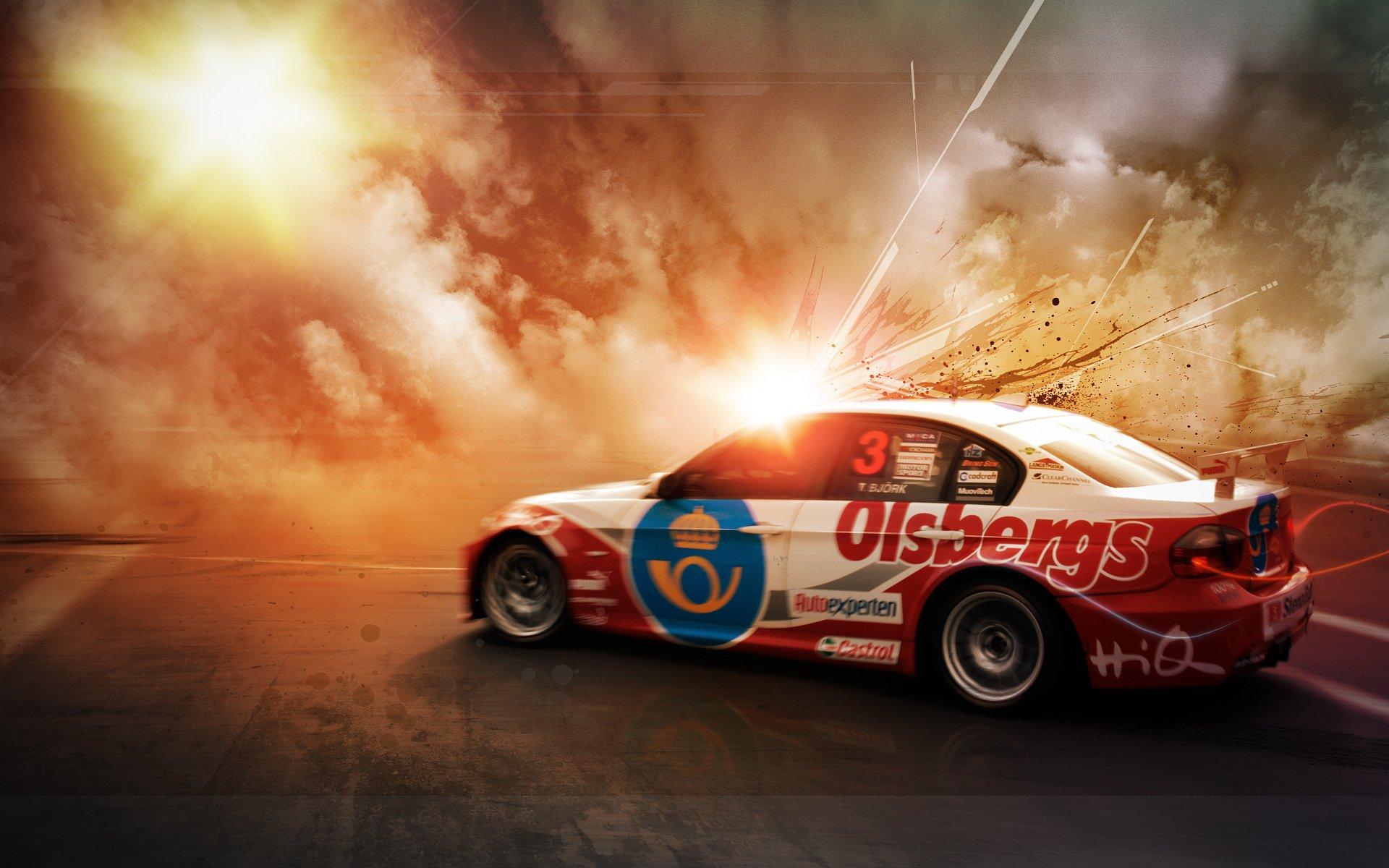 Гонка спортивный автомобиль galaxy скачать