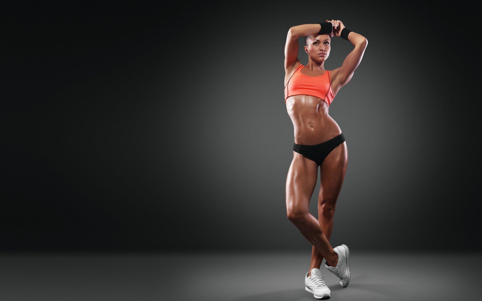 девушки фитнес картинки